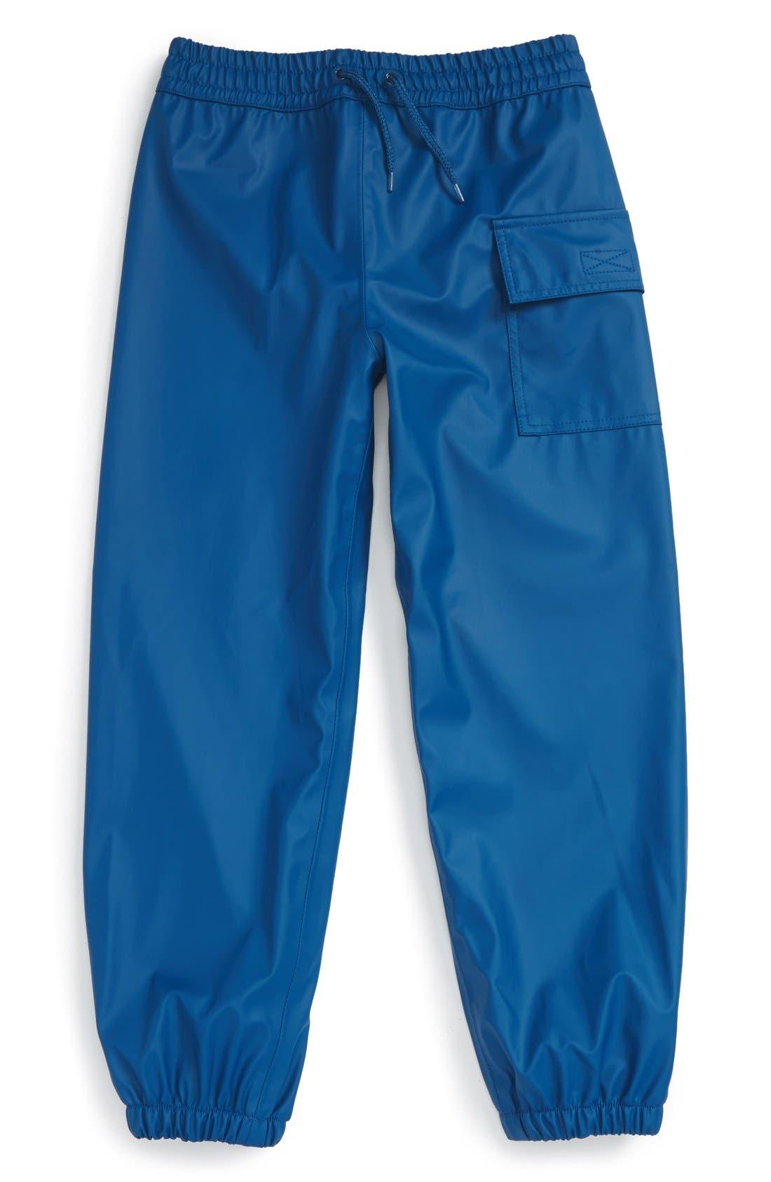 'Splash' Rain Pants,                         Main,                         color, NAVY