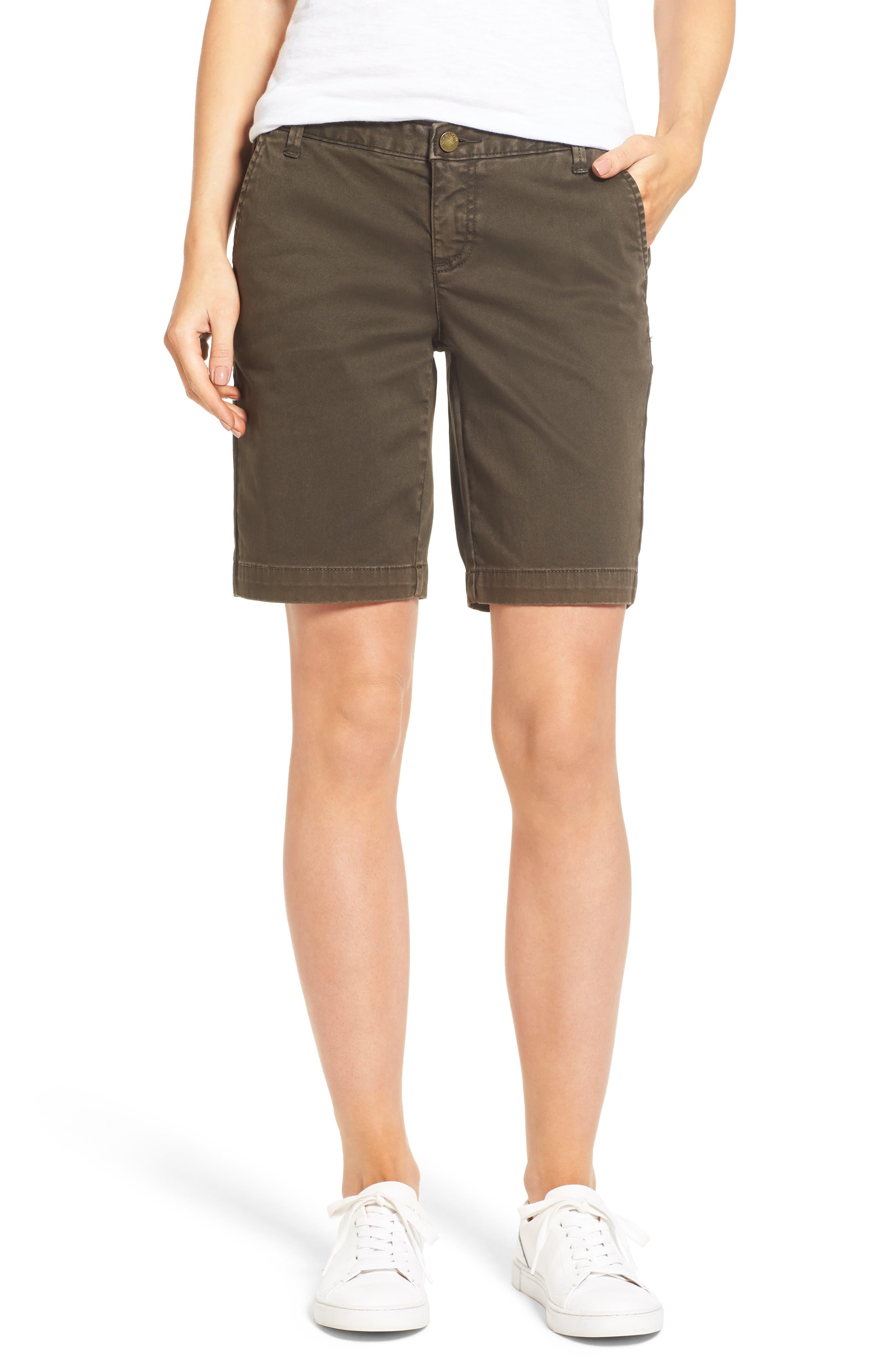 Twill Shorts,                             Main thumbnail 9, color,