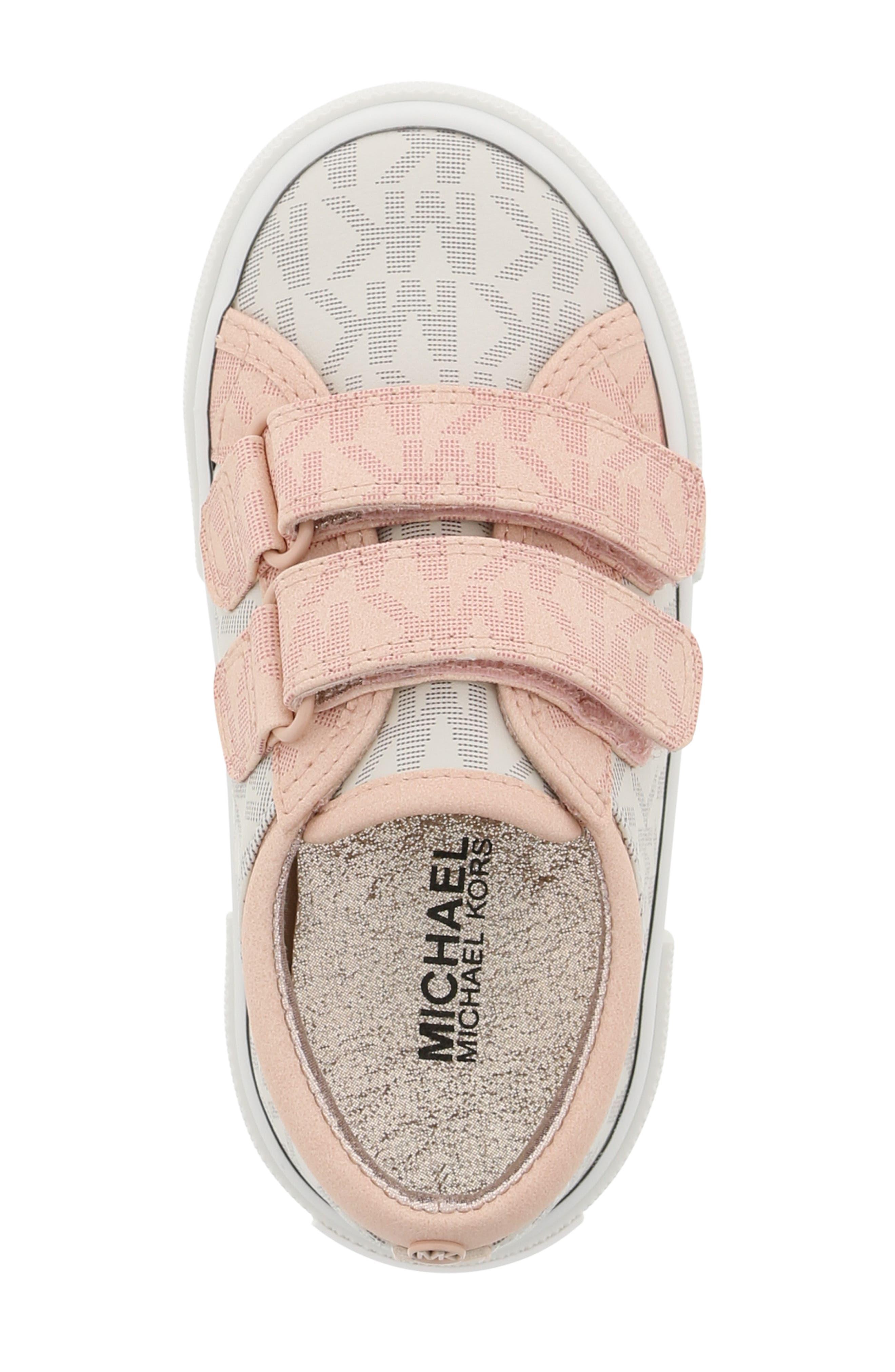 Ima Double Platform Sneaker,                             Alternate thumbnail 5, color,                             VANILLA/ BLUSH