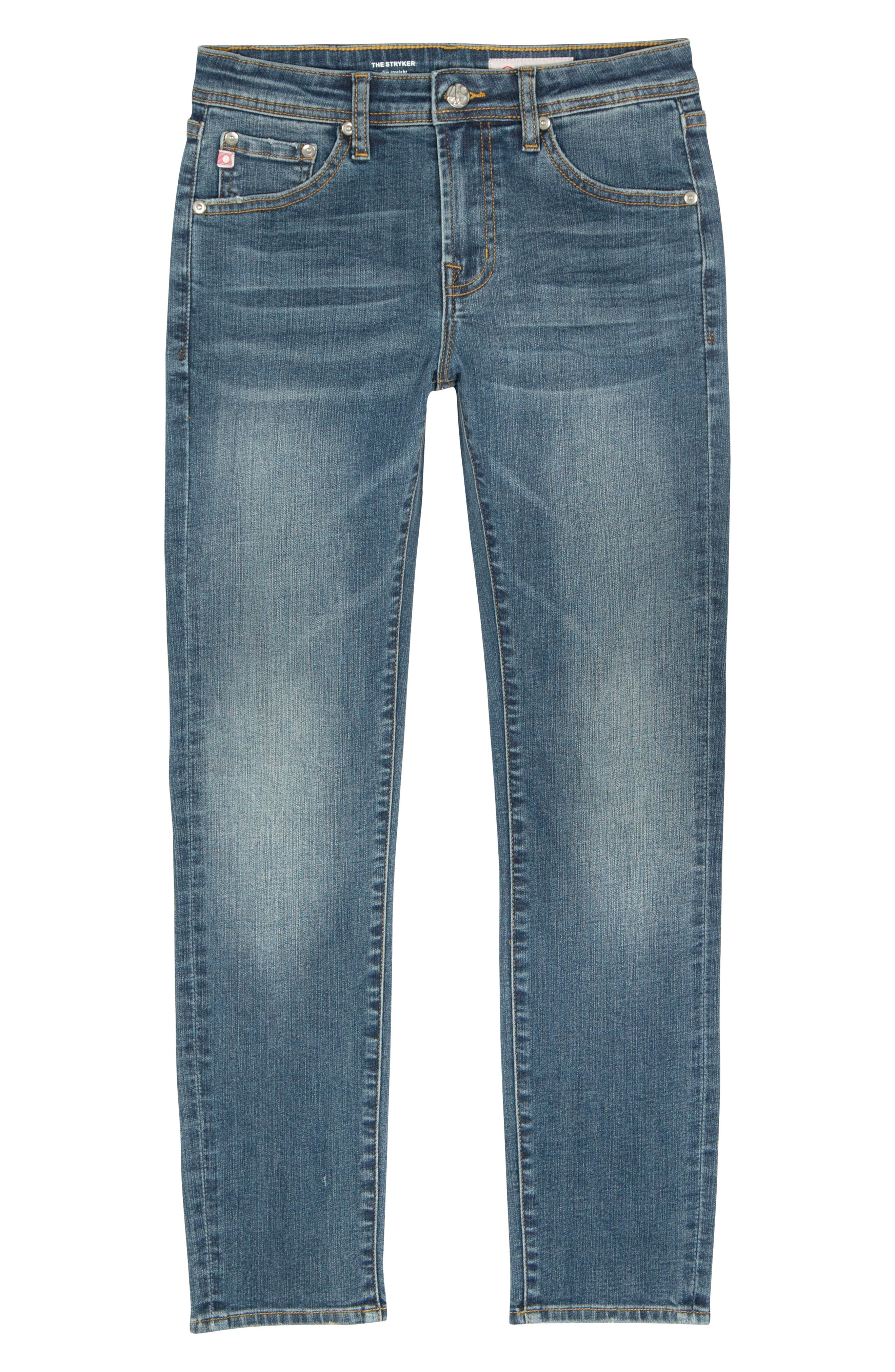 The Stryker Slim Straight Leg Jeans,                         Main,                         color, HIPPIE SKY