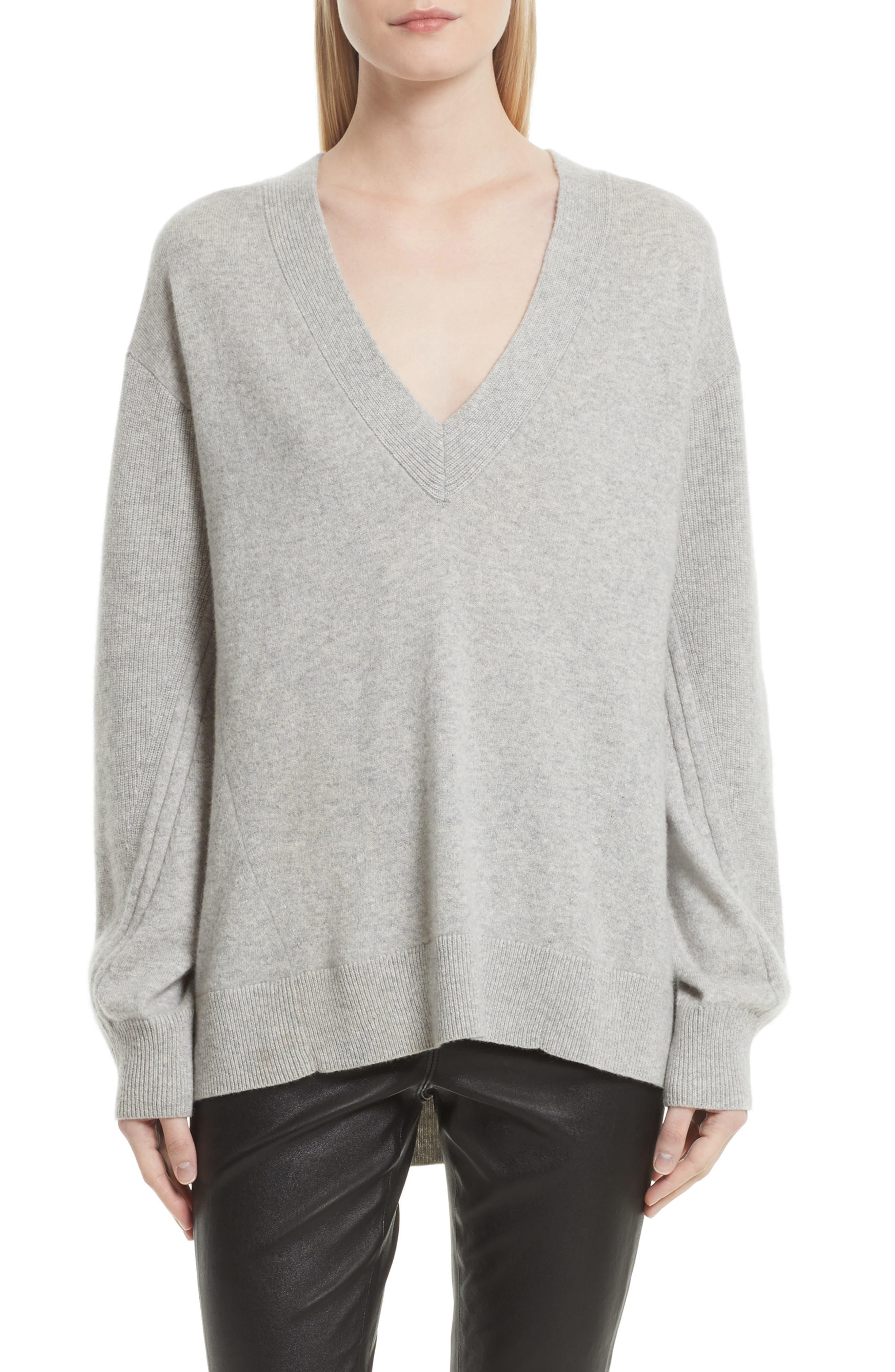Ace Cashmere Sweater,                             Main thumbnail 1, color,                             058