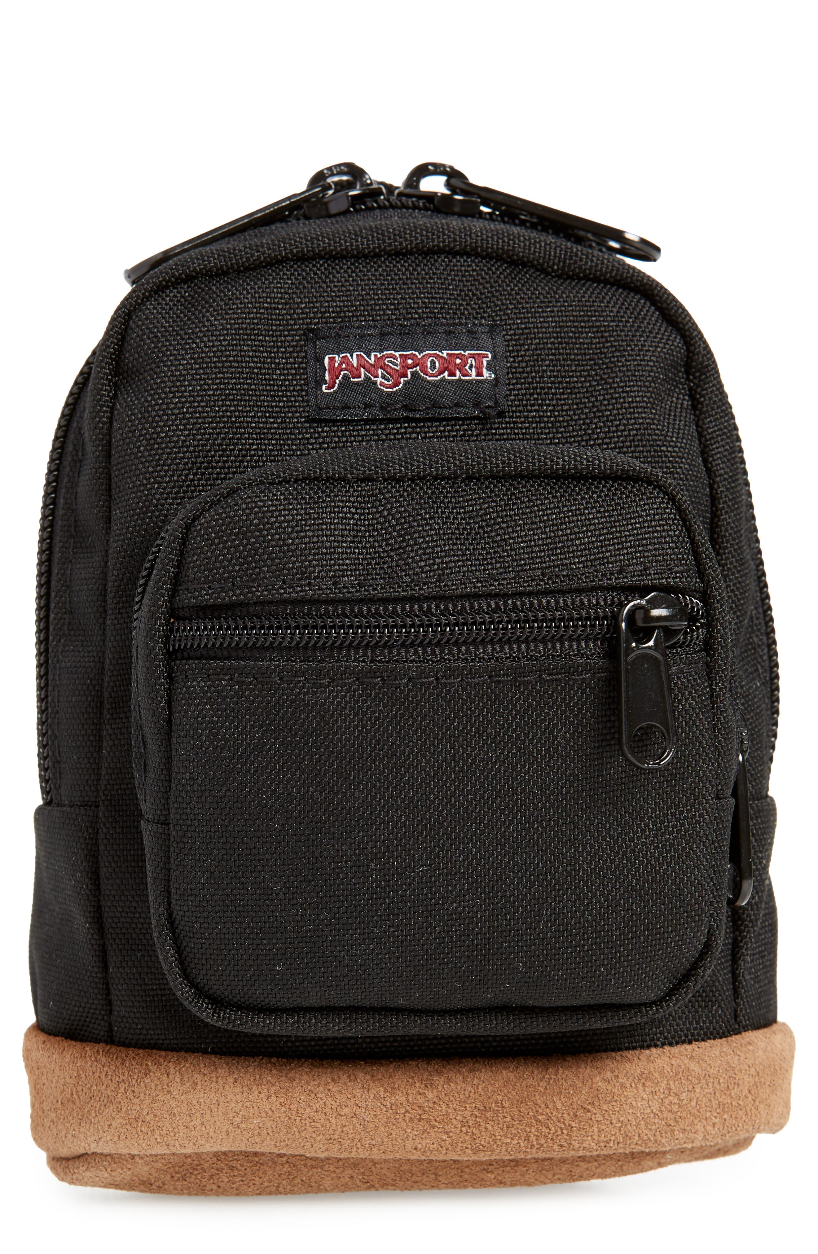 JANSPORT Right Pouch in Black