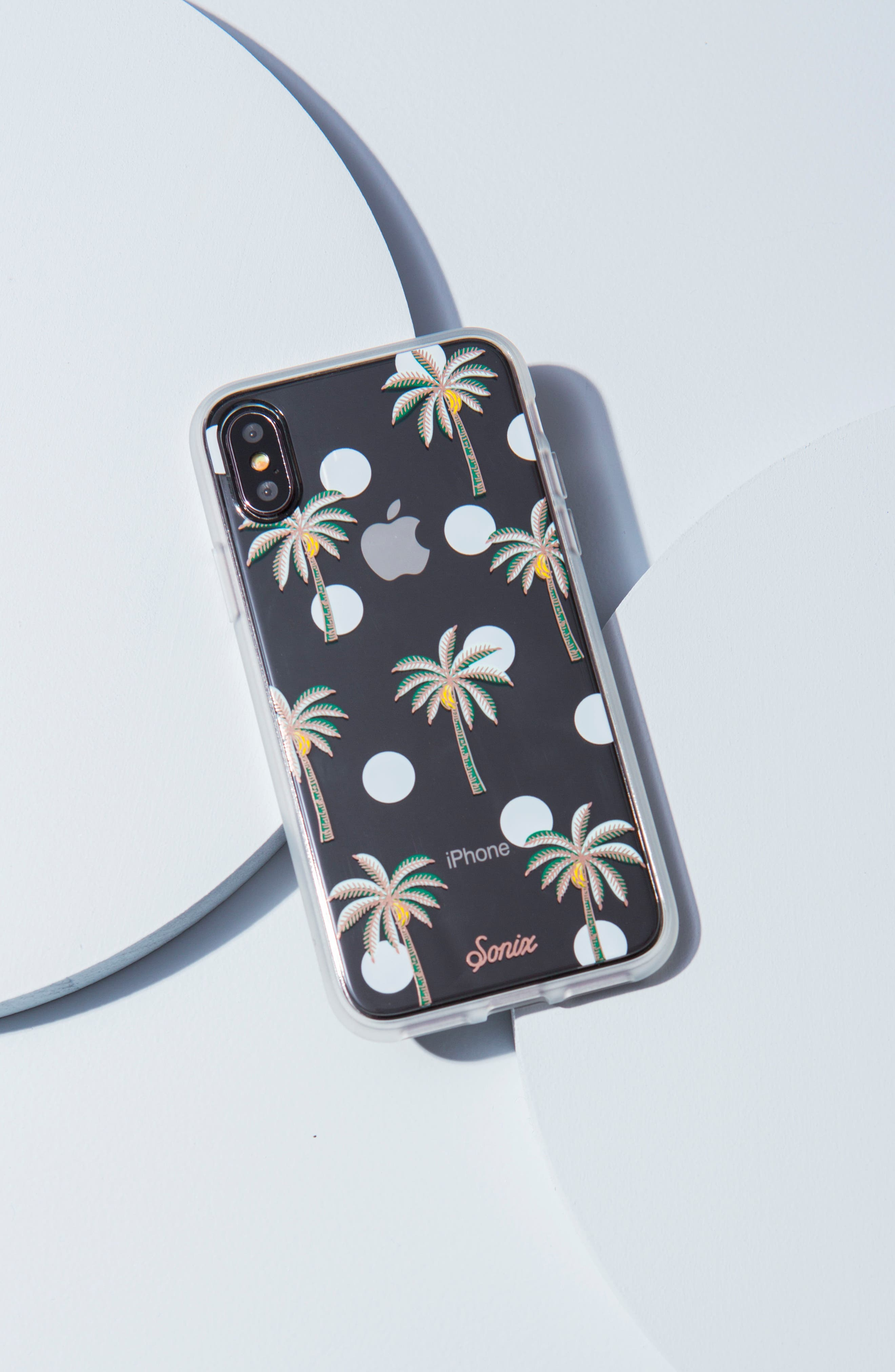 Bora Bora iPhone X Case,                             Alternate thumbnail 8, color,                             300