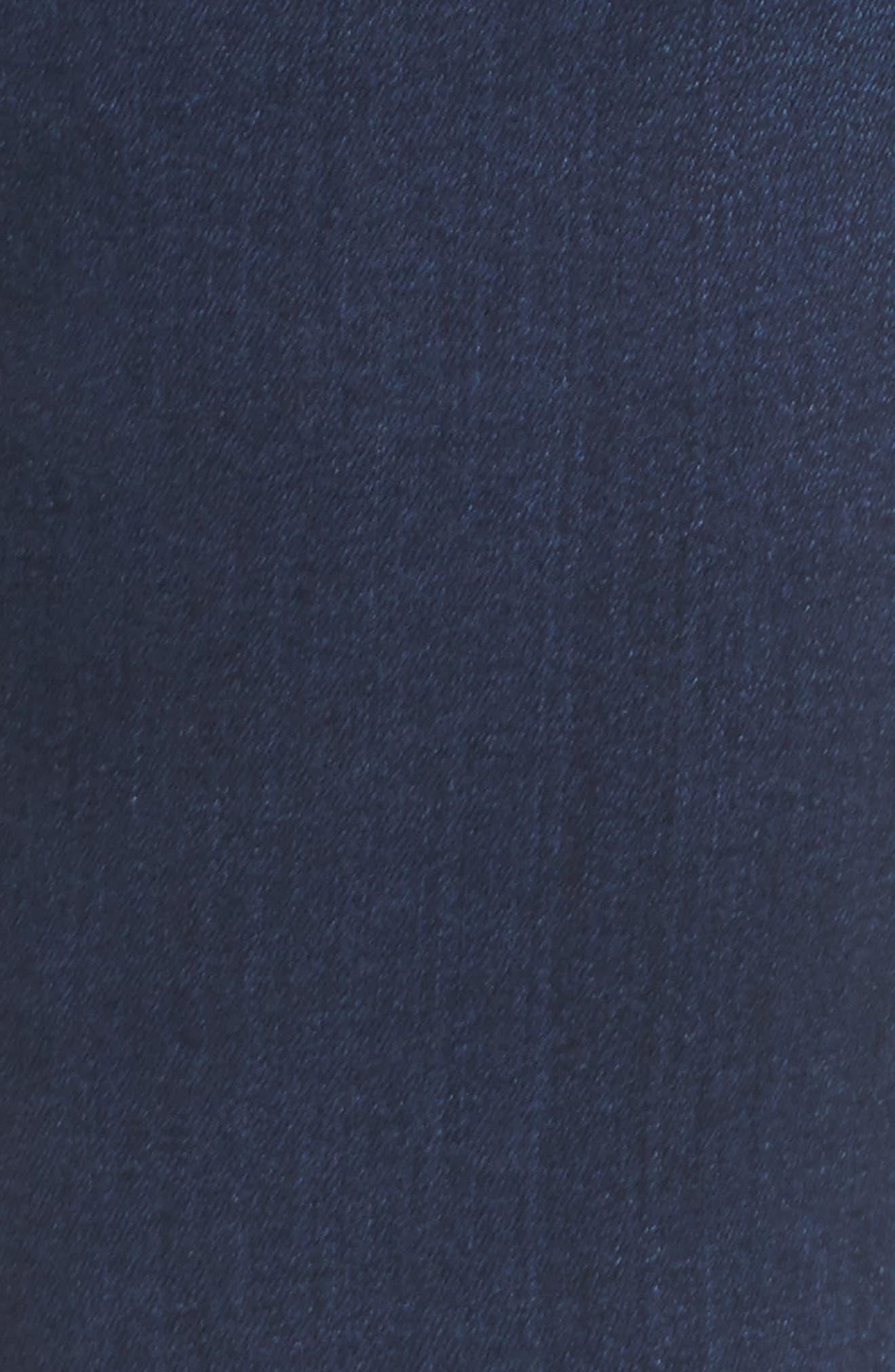 High Waist Ankle Skinny Jeans,                             Alternate thumbnail 10, color,