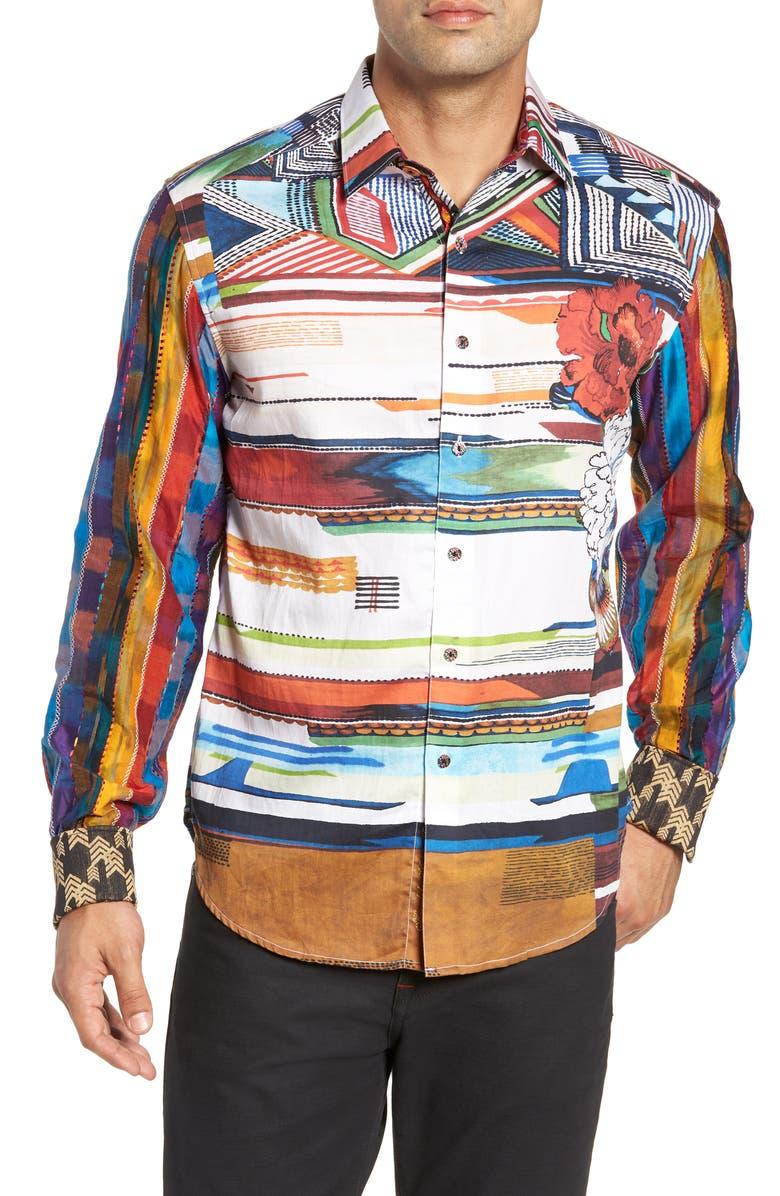 Robert Graham Nachostrong Limited Edition Classic Fit Sport Shirt
