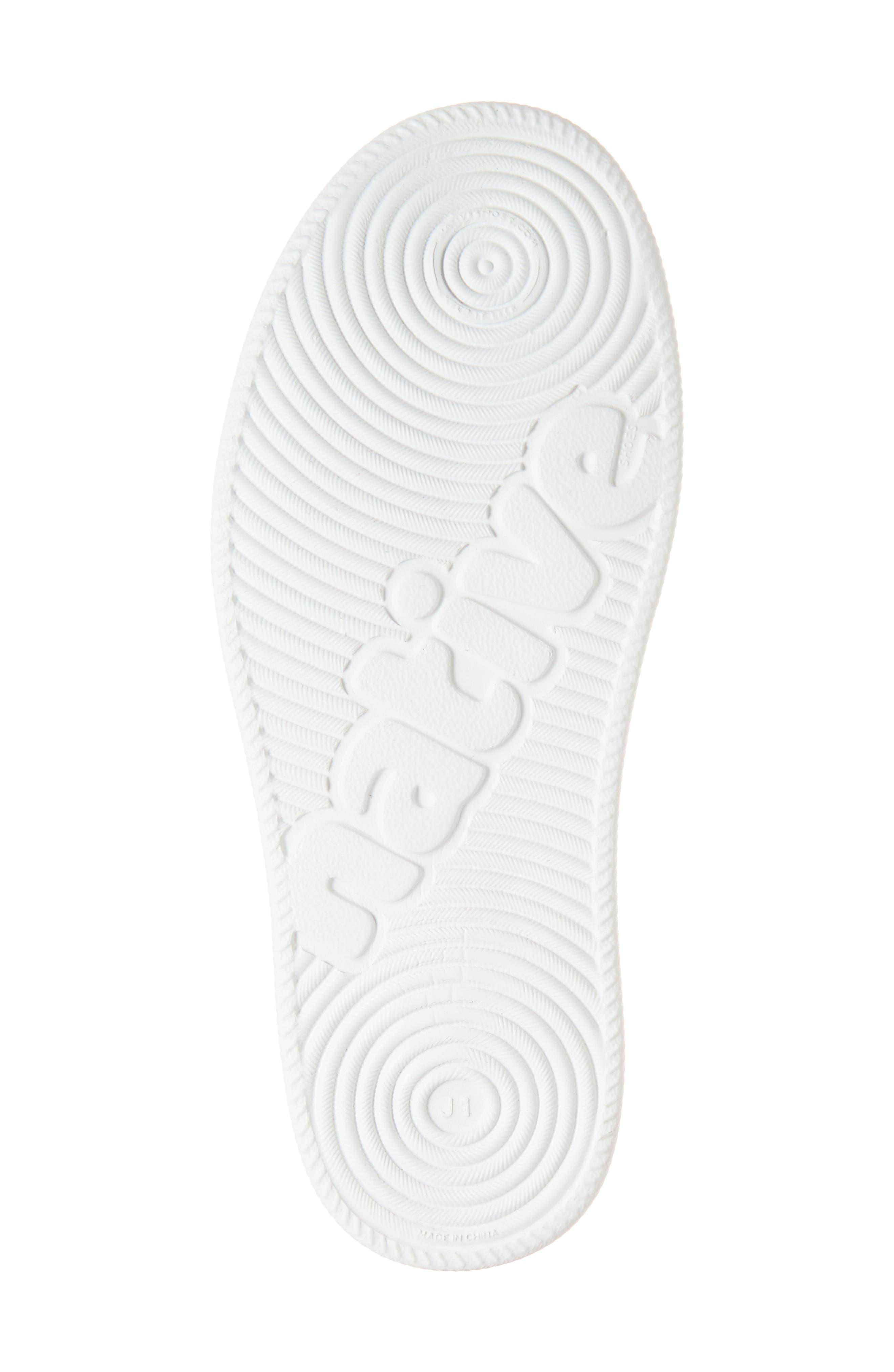 Verona Junior Perforated Slip-On,                             Alternate thumbnail 6, color,                             414