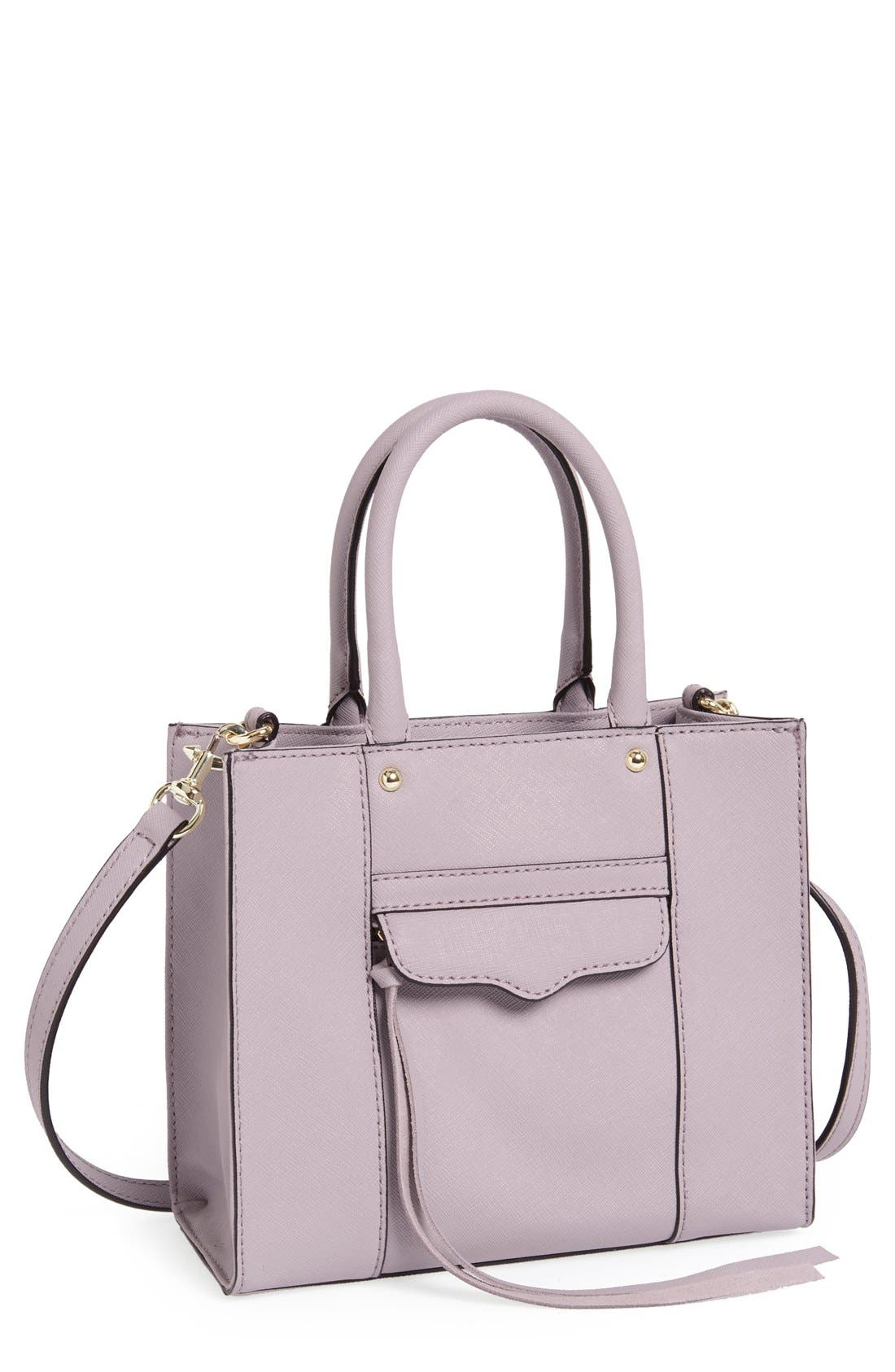 'Mini MAB Tote' Crossbody Bag,                             Main thumbnail 15, color,