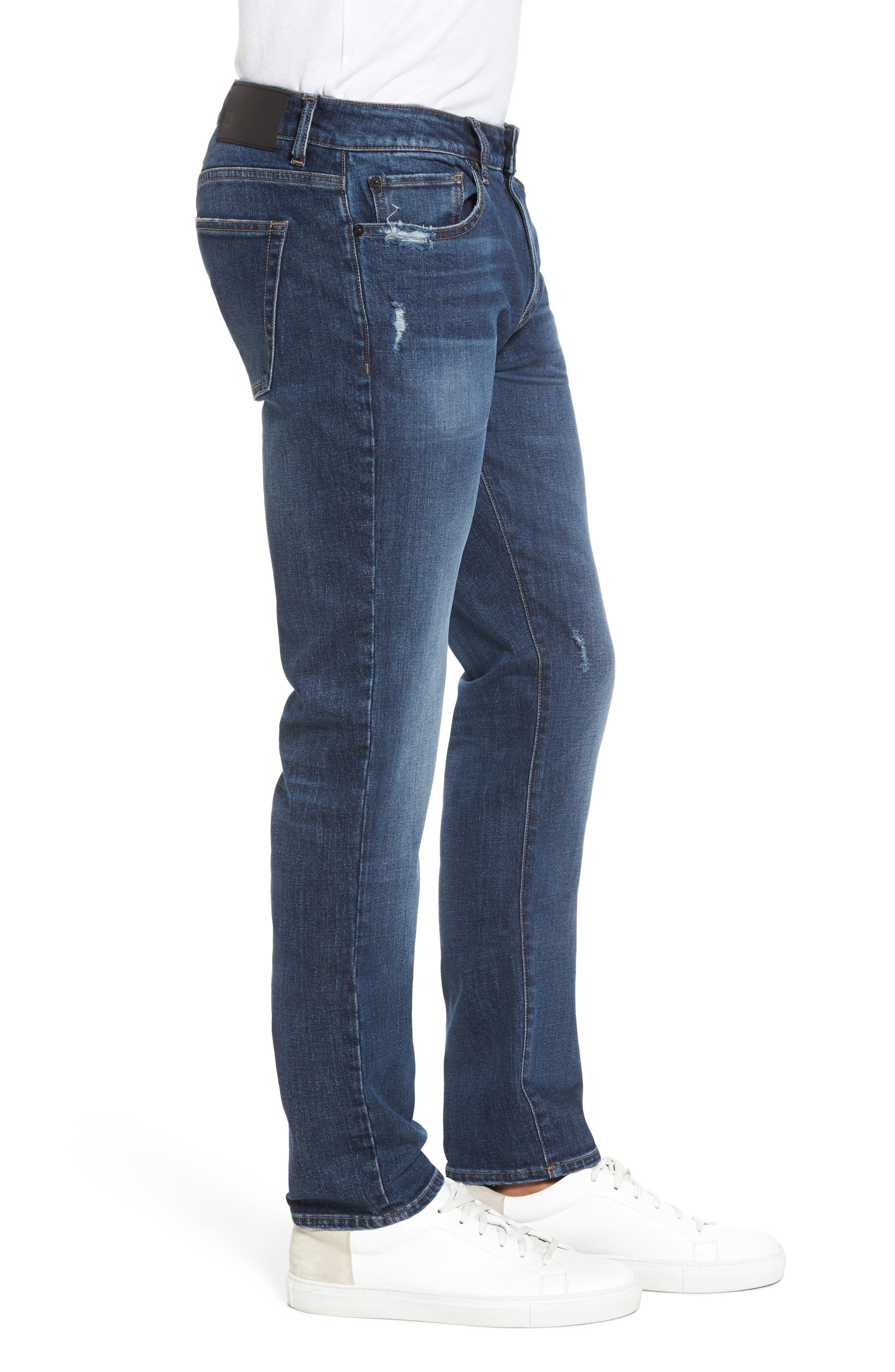 Nick Slim Fit Jeans,                             Alternate thumbnail 3, color,                             406