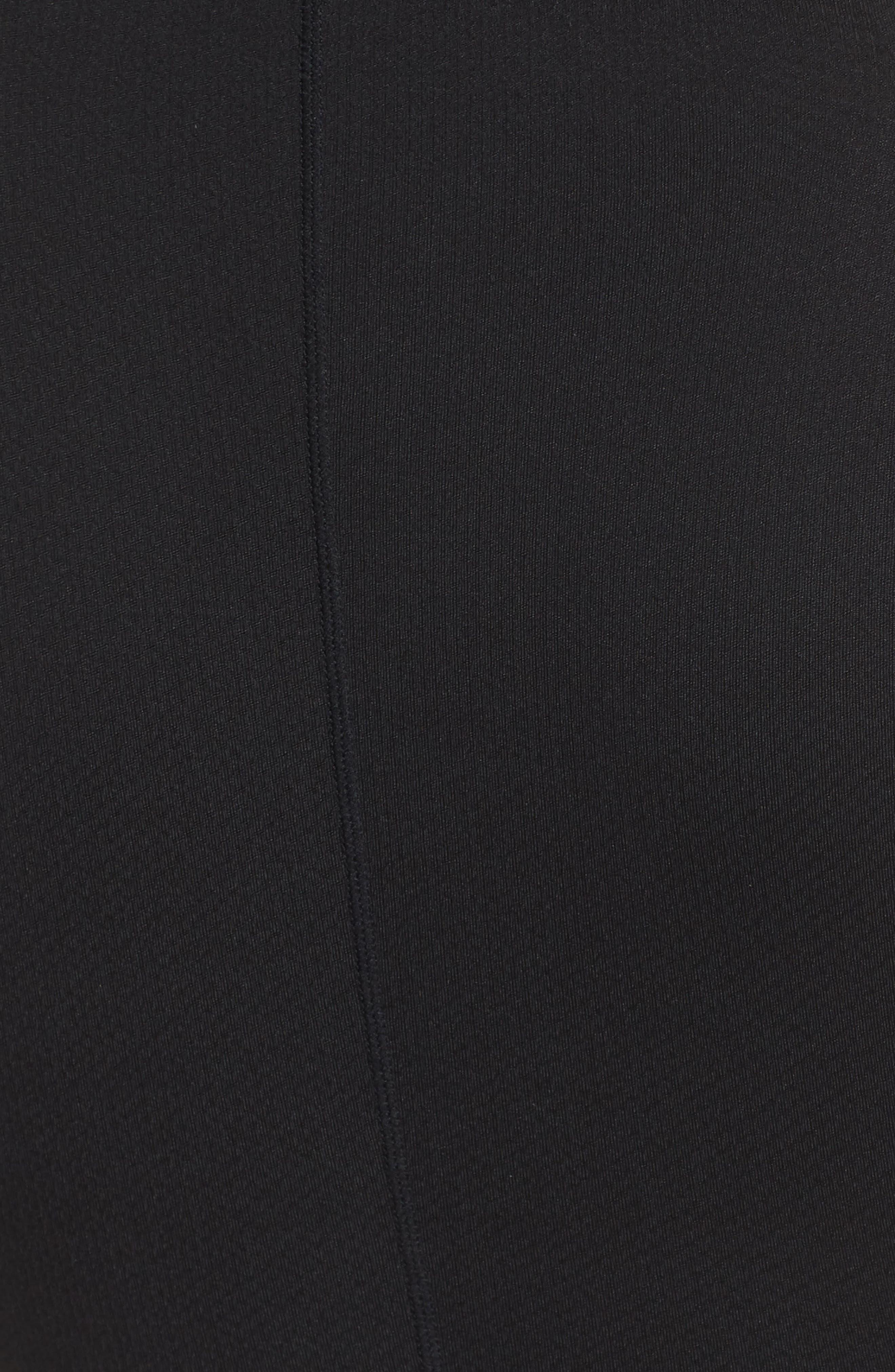 NikeLab XX Women's Dri-FIT Training Bodysuit,                             Alternate thumbnail 7, color,                             BLACK