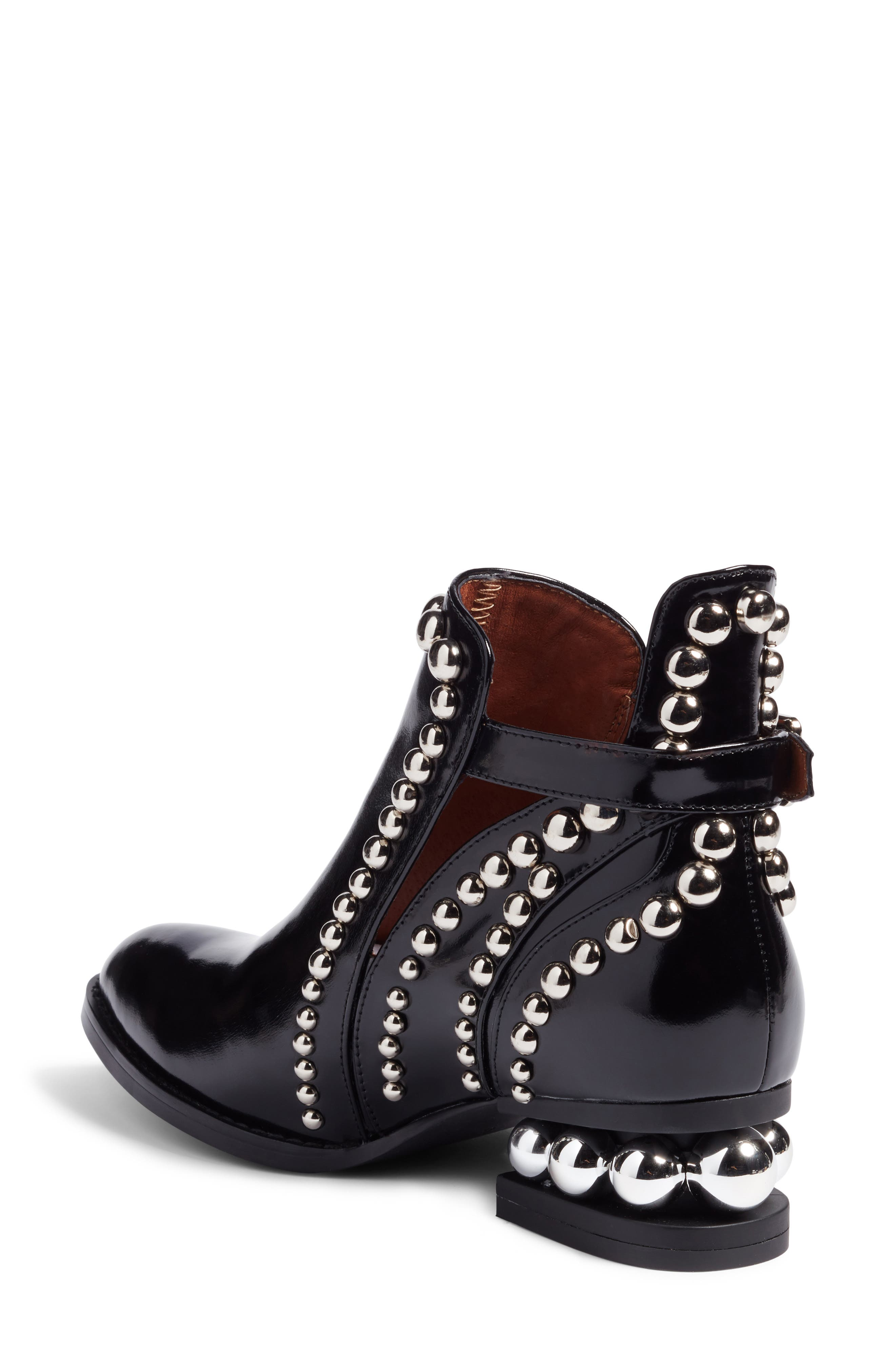 Rylance Studded Bootie,                             Alternate thumbnail 2, color,                             001
