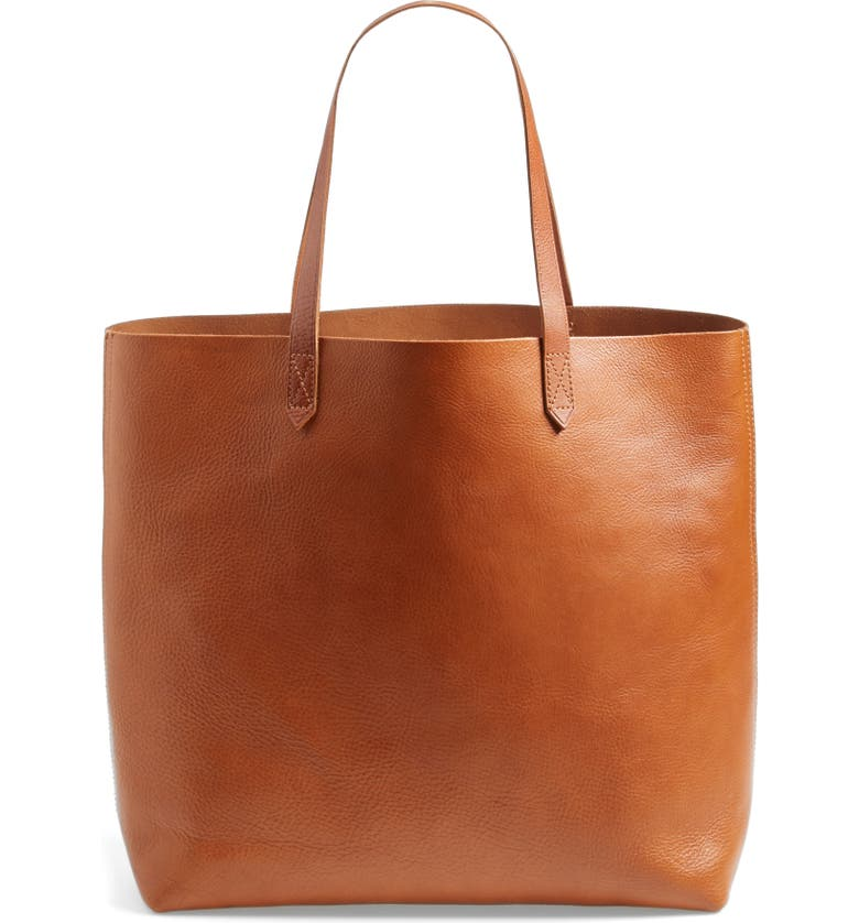 Madewell  The Transport  Leather Tote  268aeff2c694e
