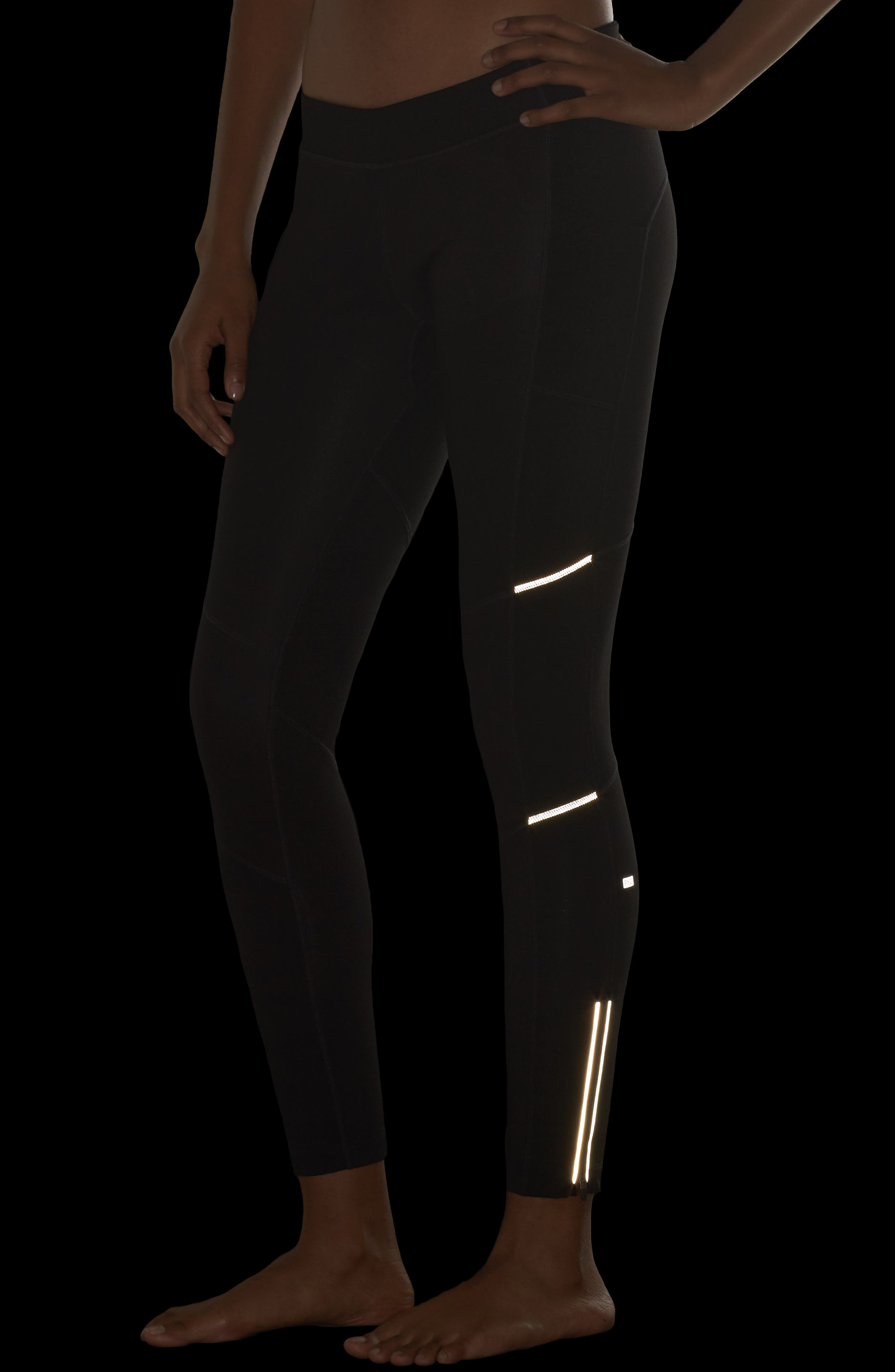 PhD Wind Tights,                             Alternate thumbnail 4, color,                             001