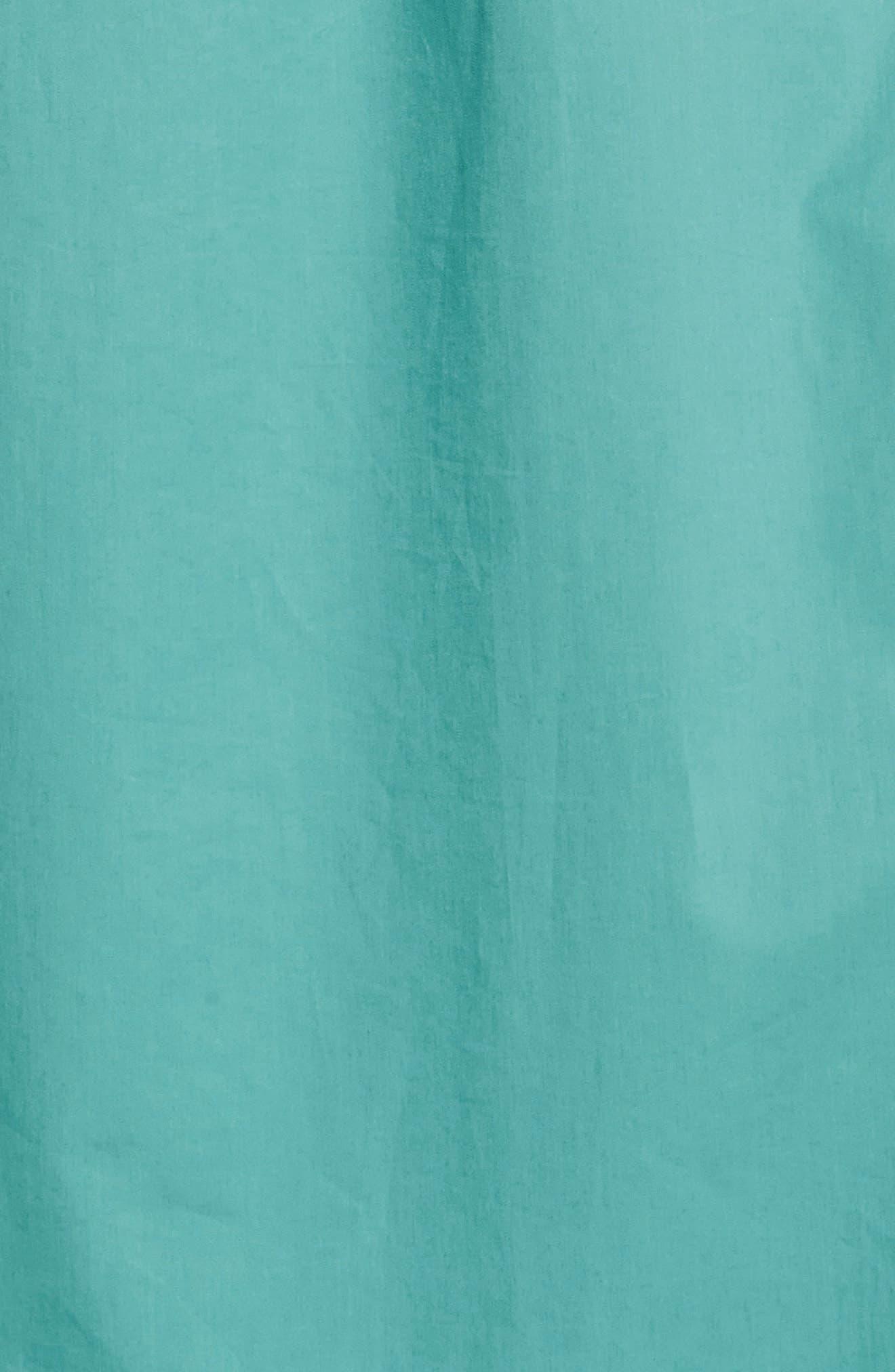 Cotton One-Shoulder Dress,                             Alternate thumbnail 6, color,                             442