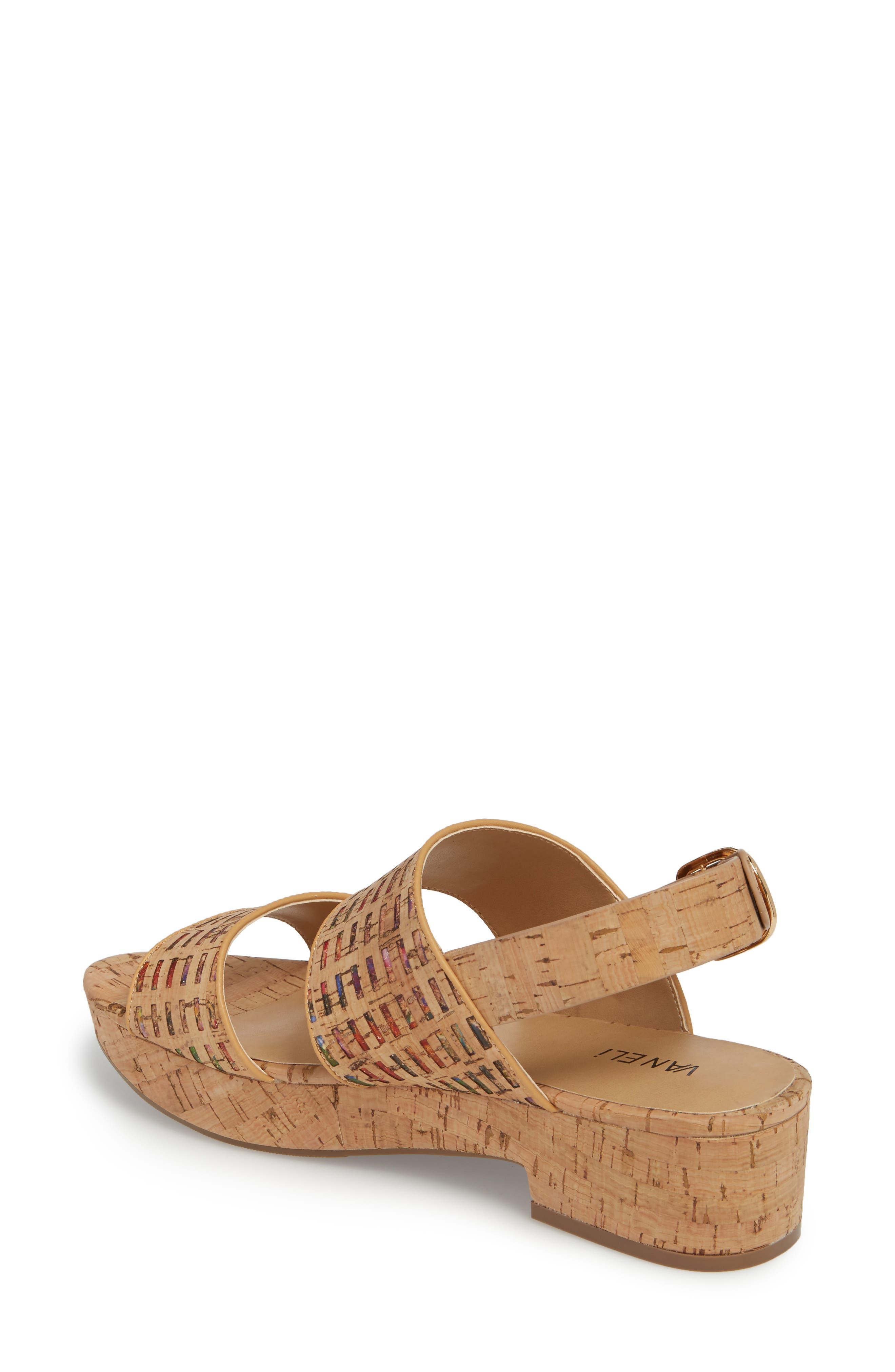 Safty Slingback Sandal,                             Alternate thumbnail 4, color,