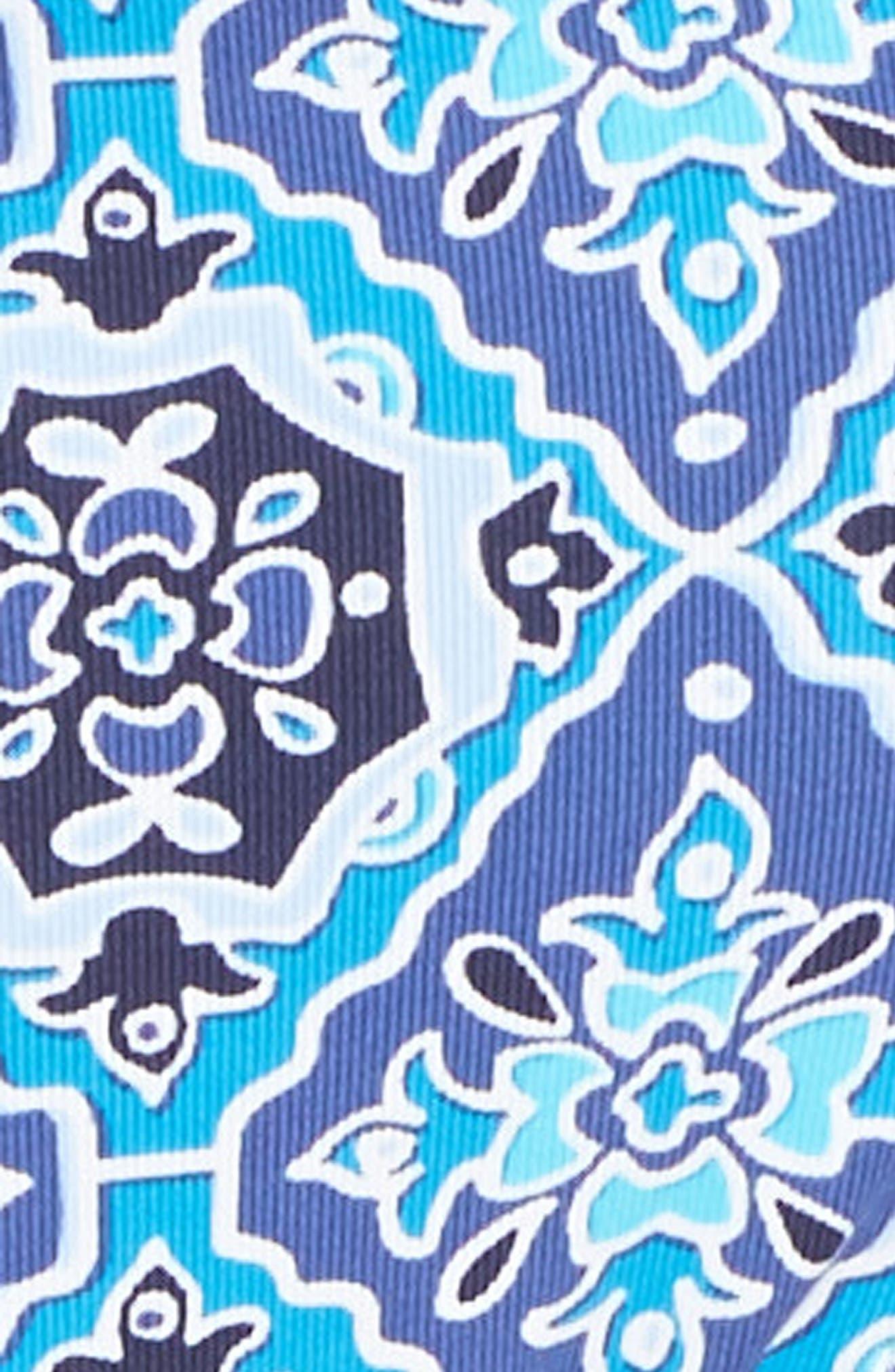 Tika Tiles Reversible Bikini Bottoms,                             Alternate thumbnail 5, color,                             400