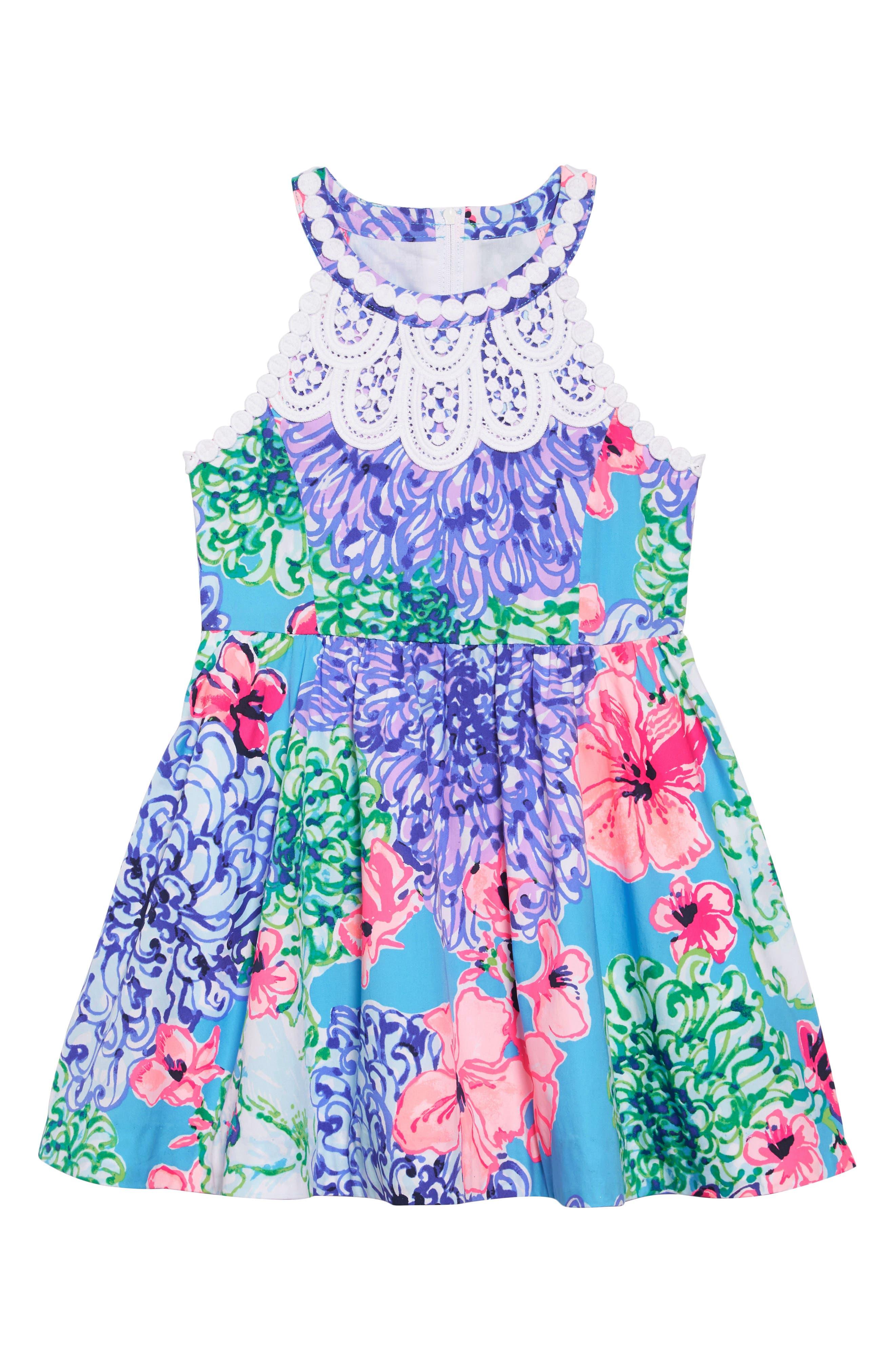 Girls Lilly Pulitzer Little Kinley Dress