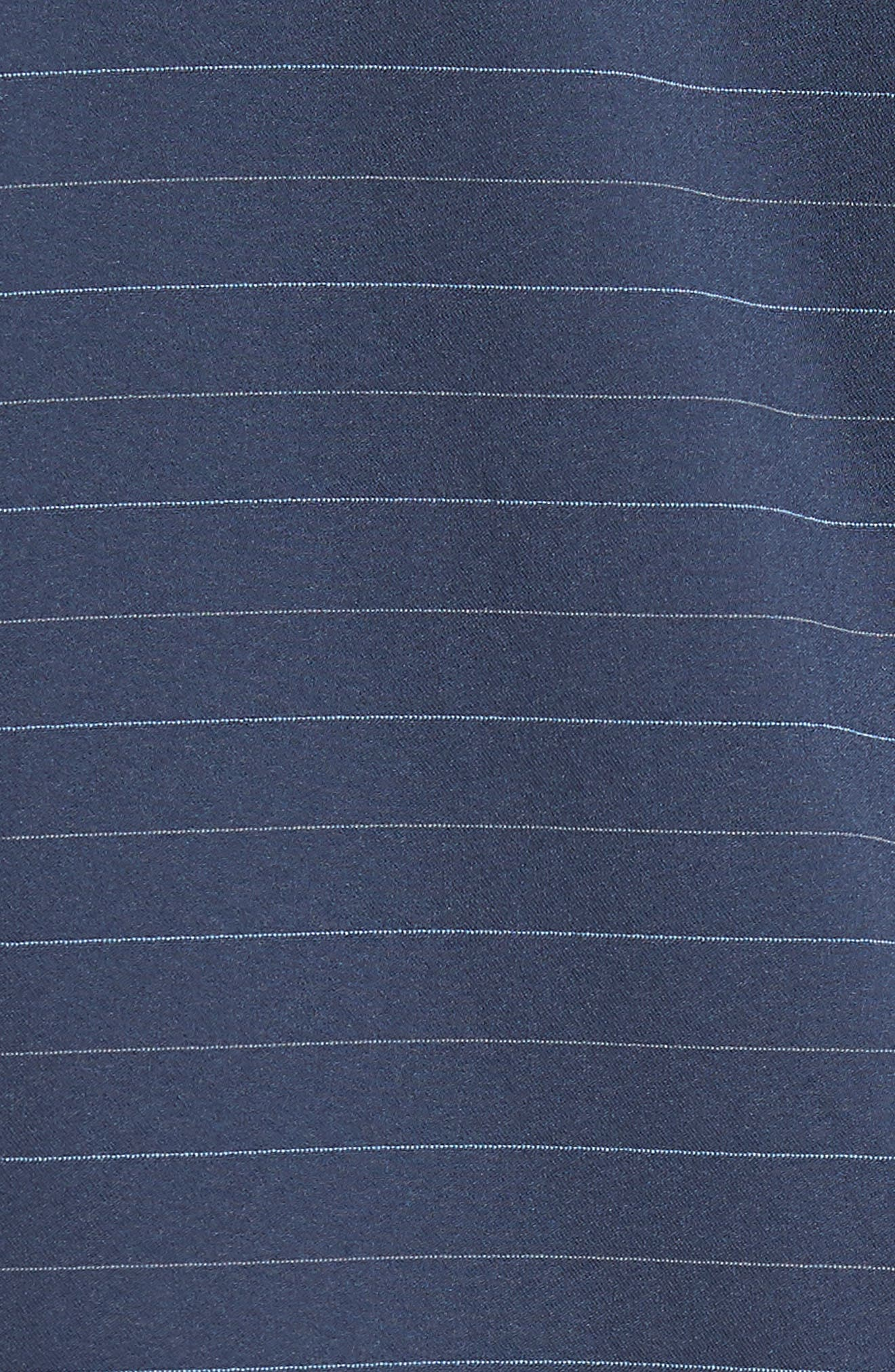 Vagabond Regular Fit Sport Shirt,                             Alternate thumbnail 5, color,                             HEATHER BLUE NIGHTS