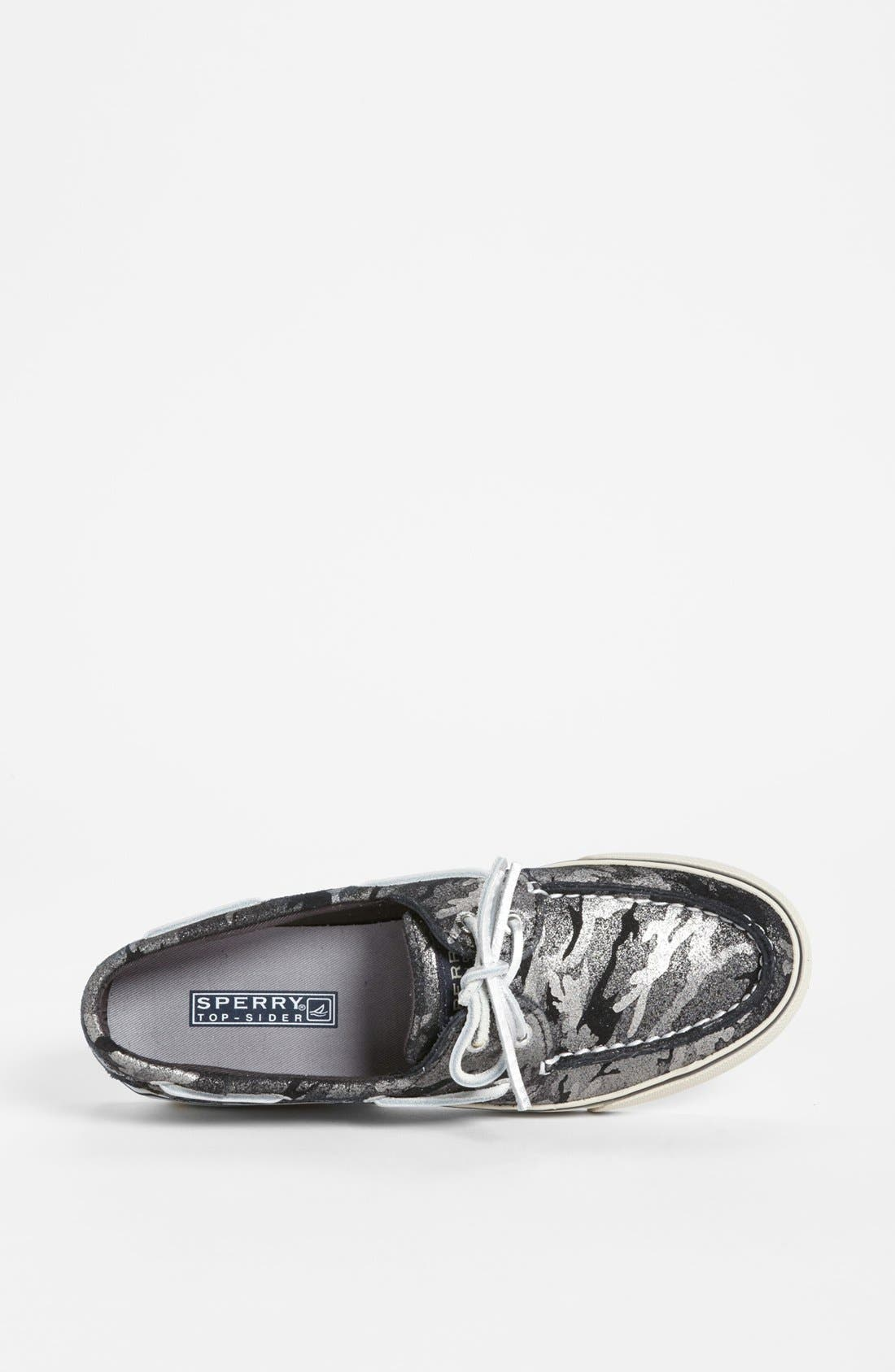 Top-Sider<sup>®</sup> 'Bahama' Sequined Boat Shoe,                             Alternate thumbnail 93, color,