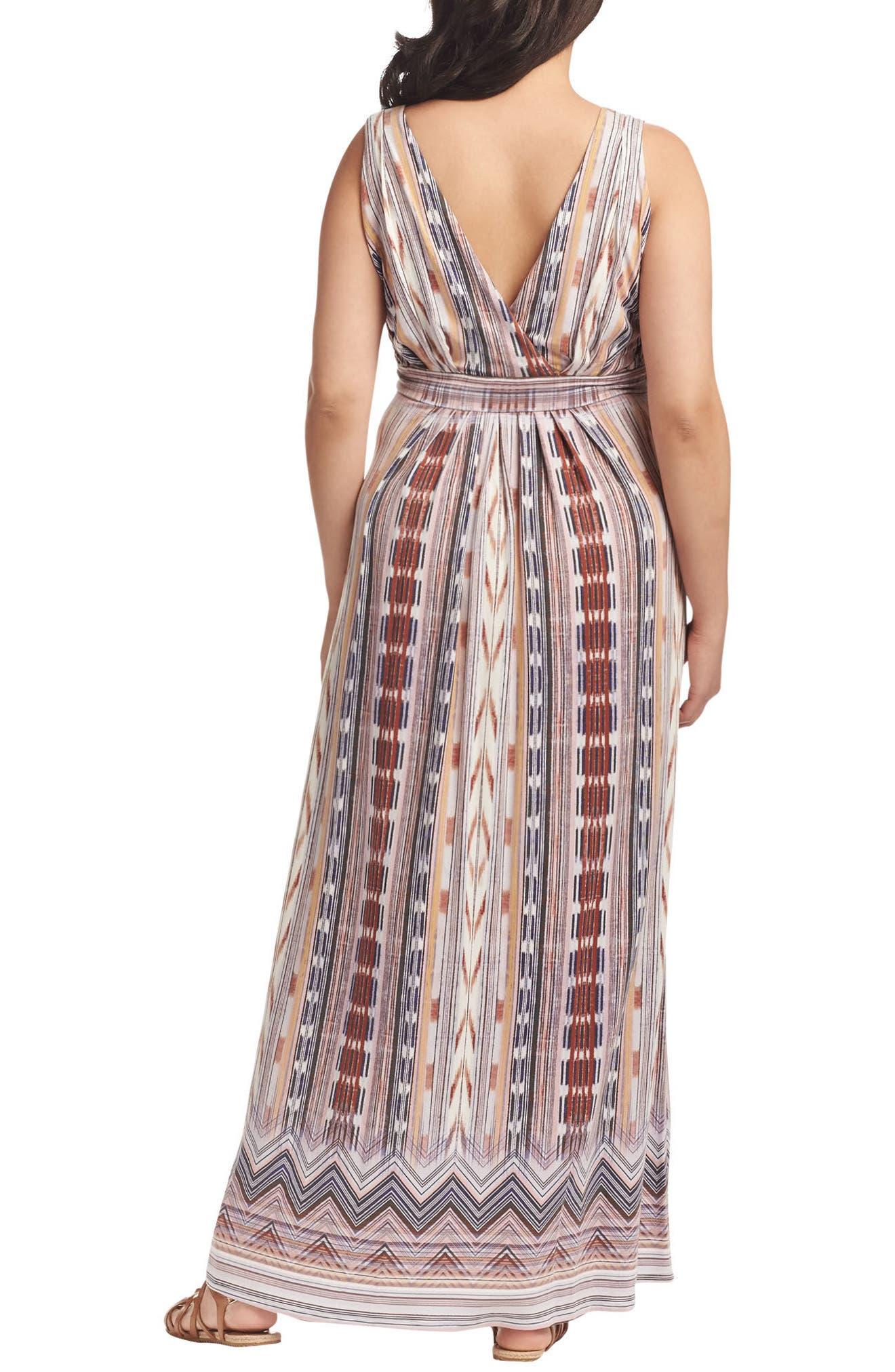 Chloe Empire Waist Maxi Dress,                             Alternate thumbnail 39, color,