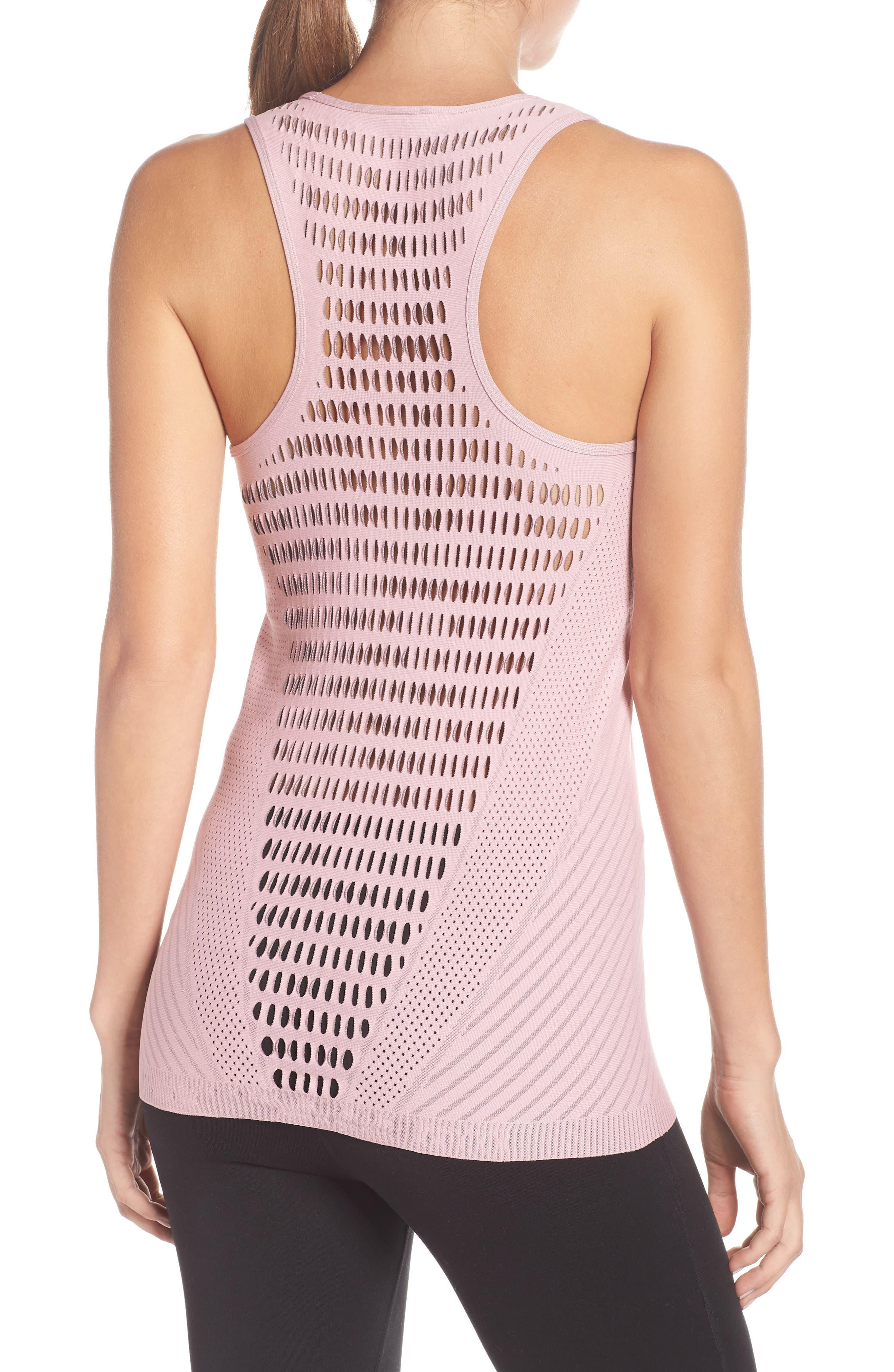 Luxe Yoga Vest,                             Alternate thumbnail 2, color,                             650