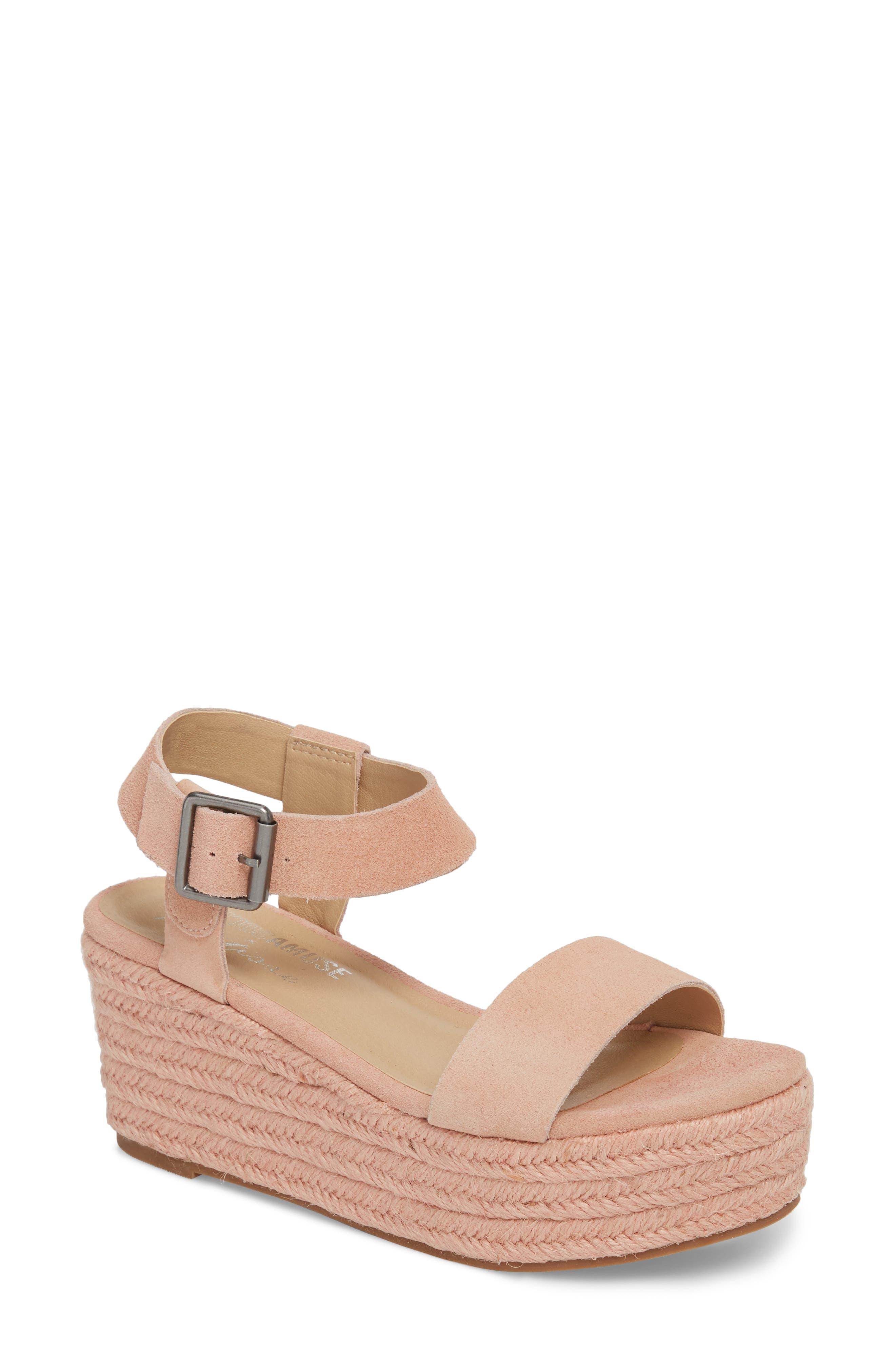 Amuse Society x Matisse Siena Wedge Sandal,                             Main thumbnail 3, color,