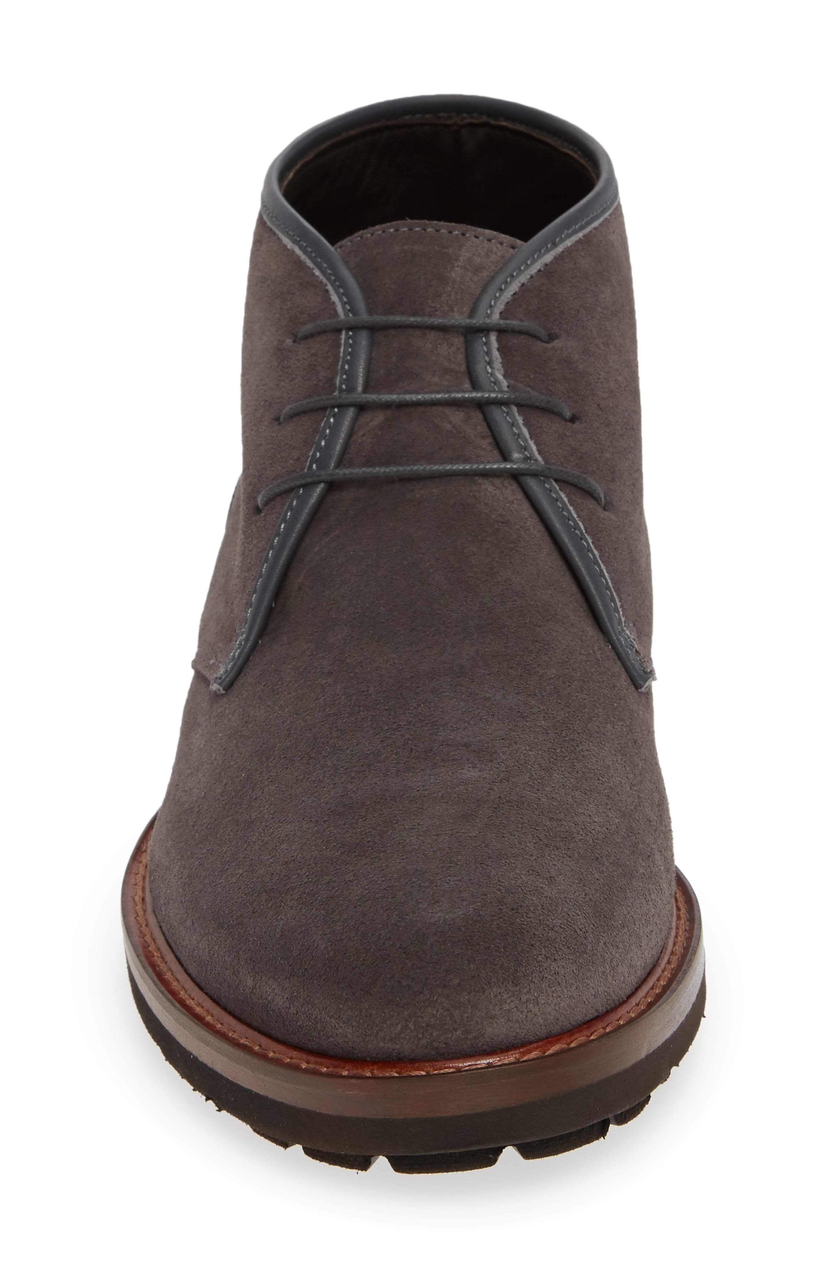 MONTE ROSSO,                             Brixen Water Resistant Chukka Waterproof Boot,                             Alternate thumbnail 4, color,                             021