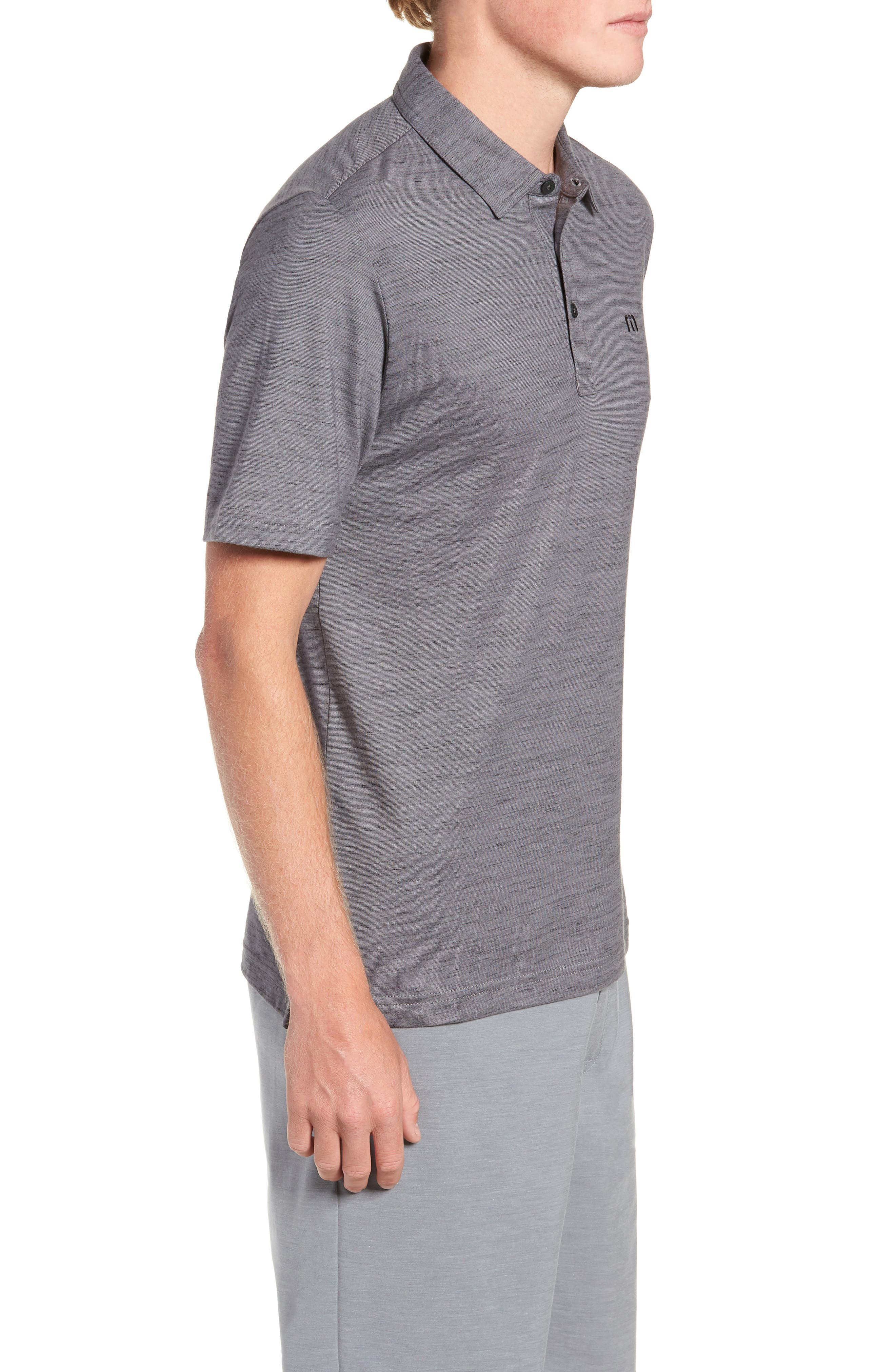 Flying Tortilla Regular Fit Performance Polo,                             Alternate thumbnail 3, color,                             020