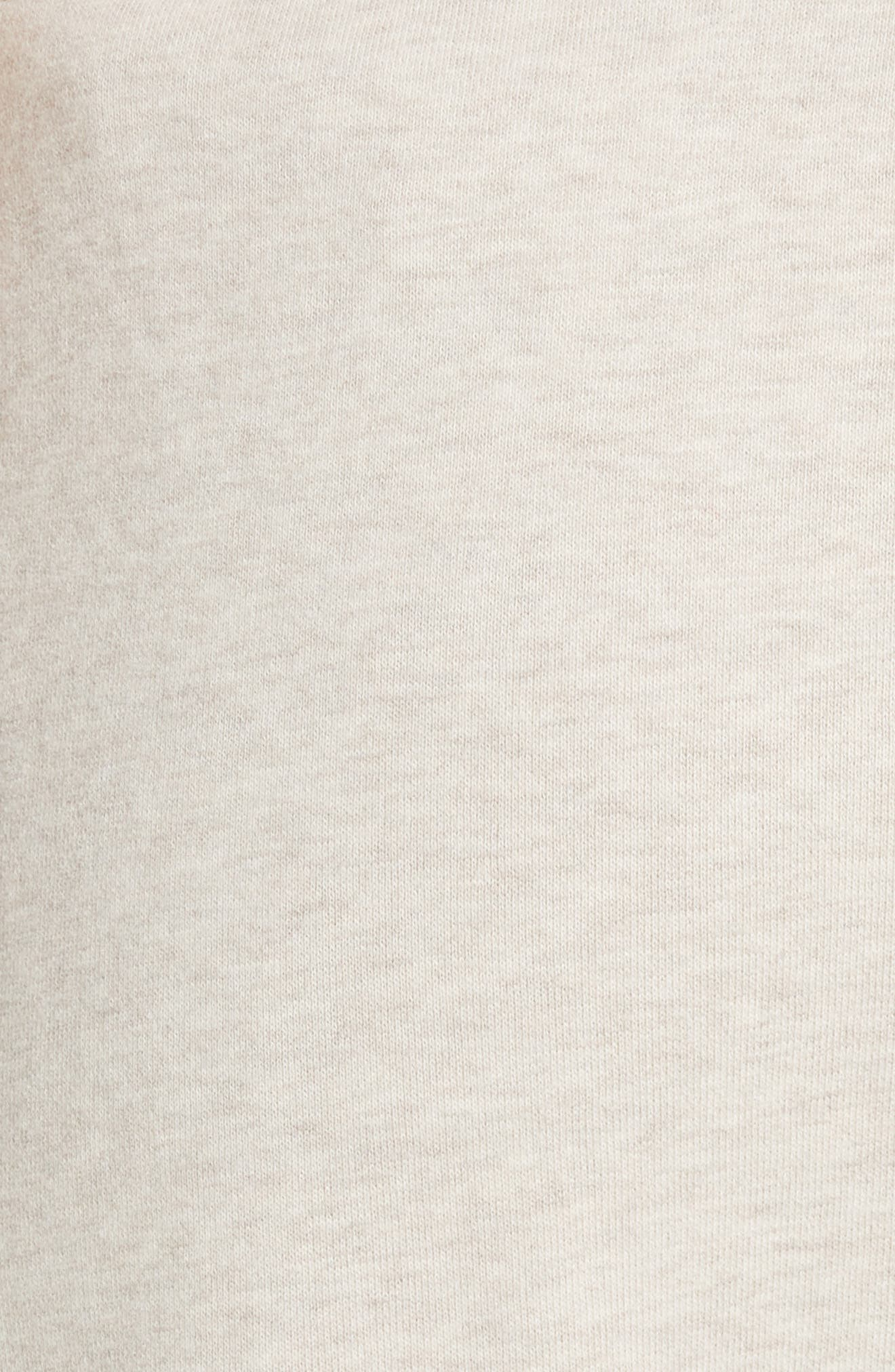 Cotton Drawstring Sweatpants,                             Alternate thumbnail 5, color,