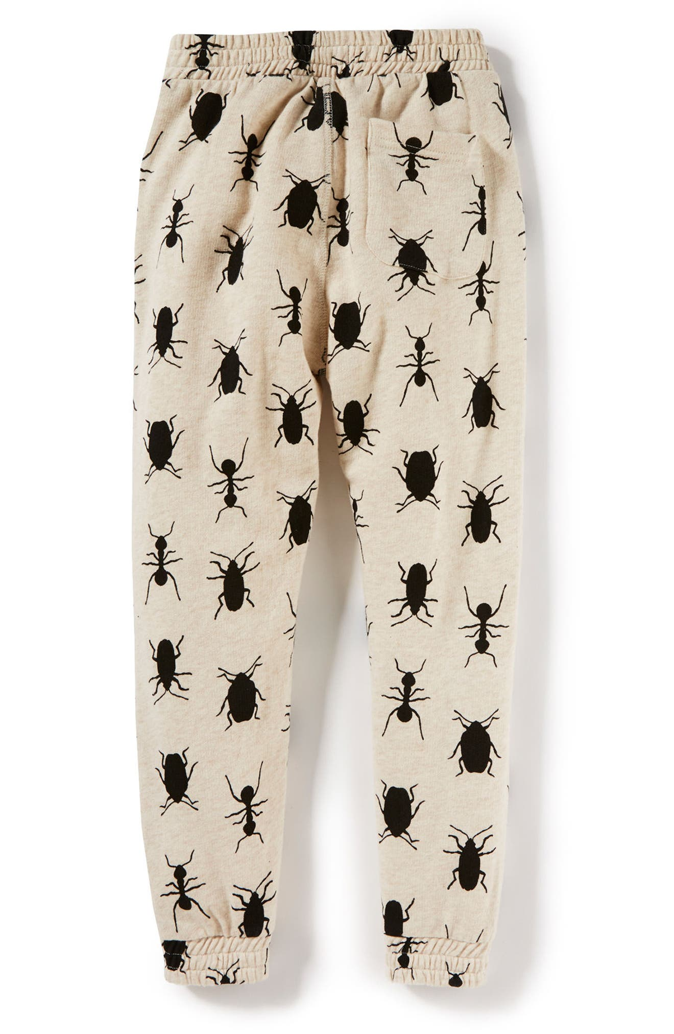 Bug Print Jogger Pants,                             Alternate thumbnail 2, color,