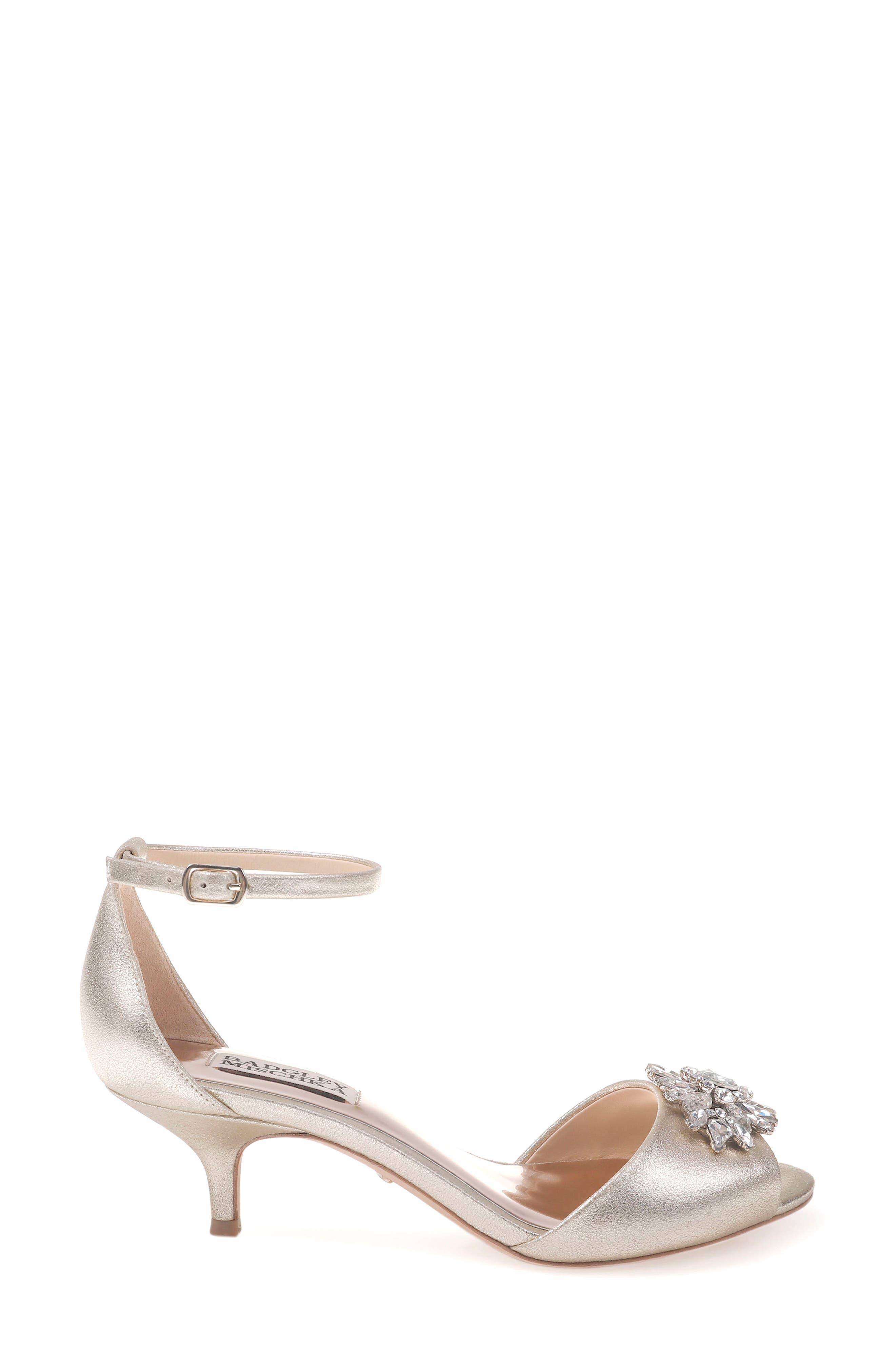 Sainte Crystal Embellished Sandal,                             Alternate thumbnail 15, color,
