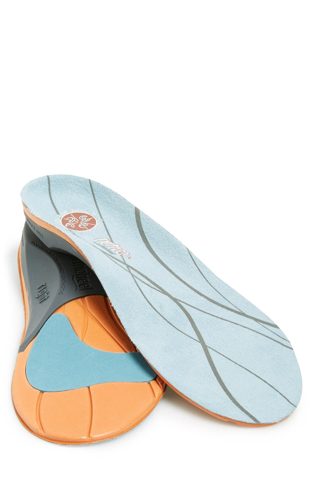 'Active' Full-Length Orthotic Insole,                             Main thumbnail 1, color,                             GREY