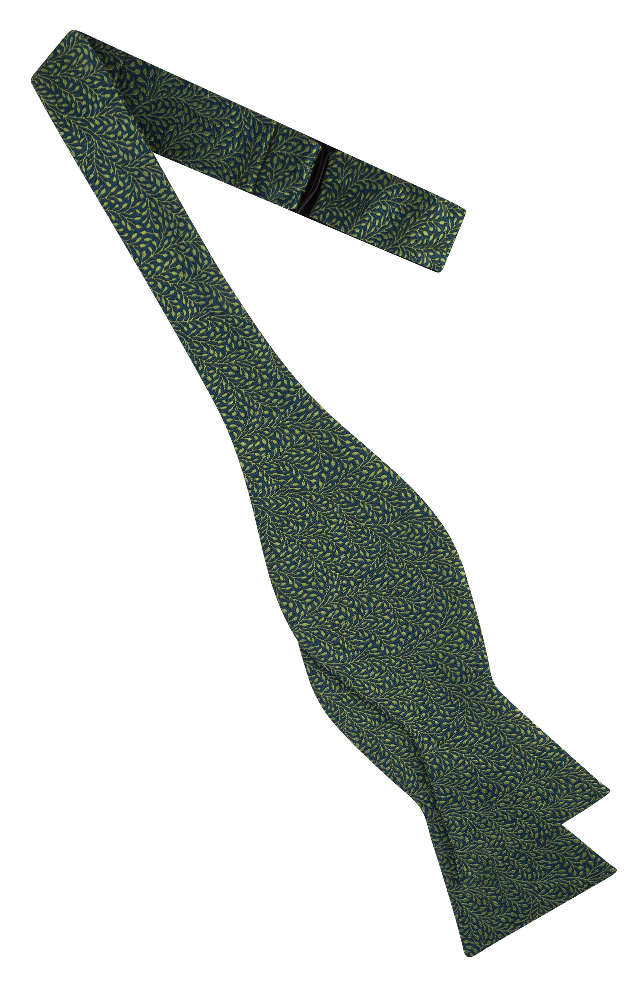 Grand Botanical Silk Bow Tie,                             Alternate thumbnail 2, color,                             300
