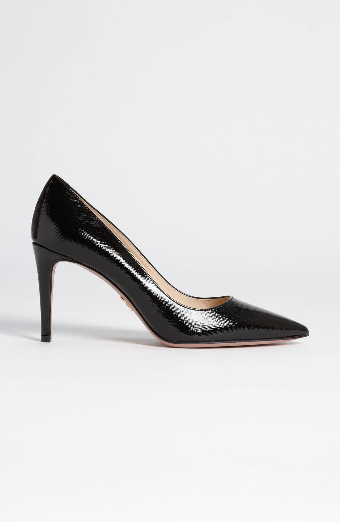 Pointy Toe Pump,                             Alternate thumbnail 6, color,                             002
