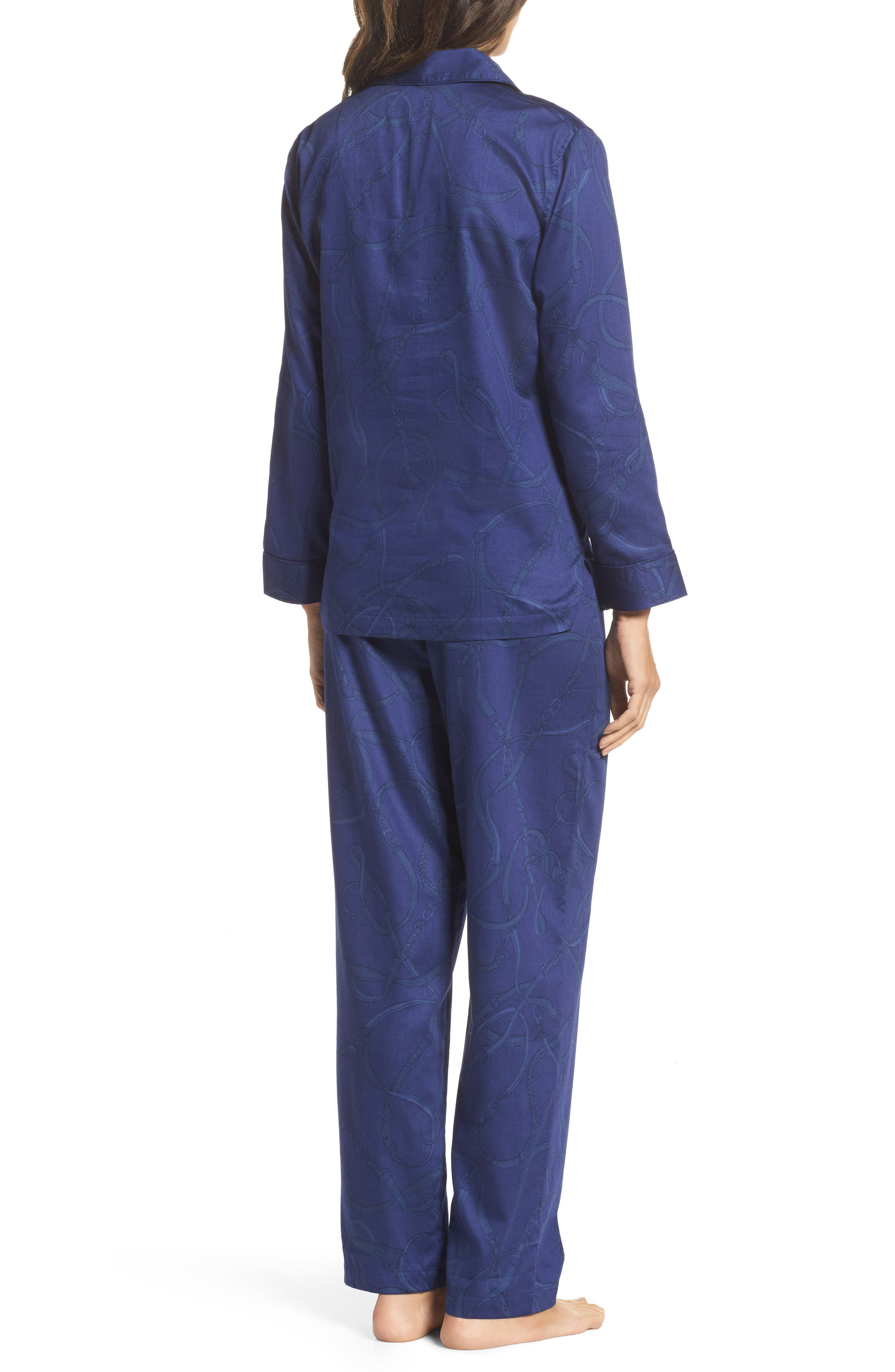 Cotton Pajamas,                             Alternate thumbnail 4, color,