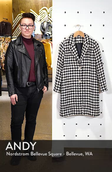 Houndstooth Coat, sales video thumbnail