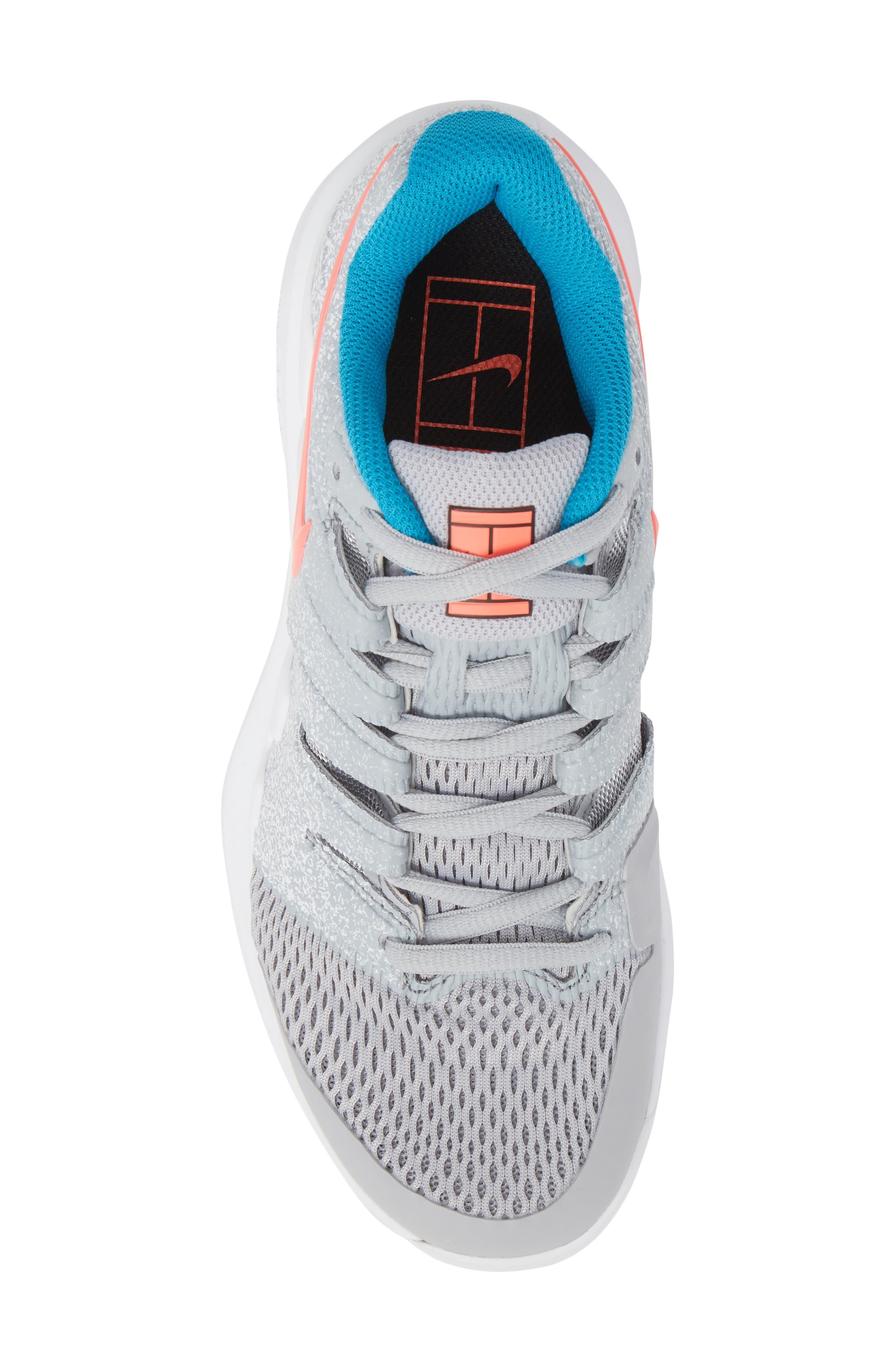 Air Zoom Vapor X Tennis Shoe,                             Alternate thumbnail 13, color,