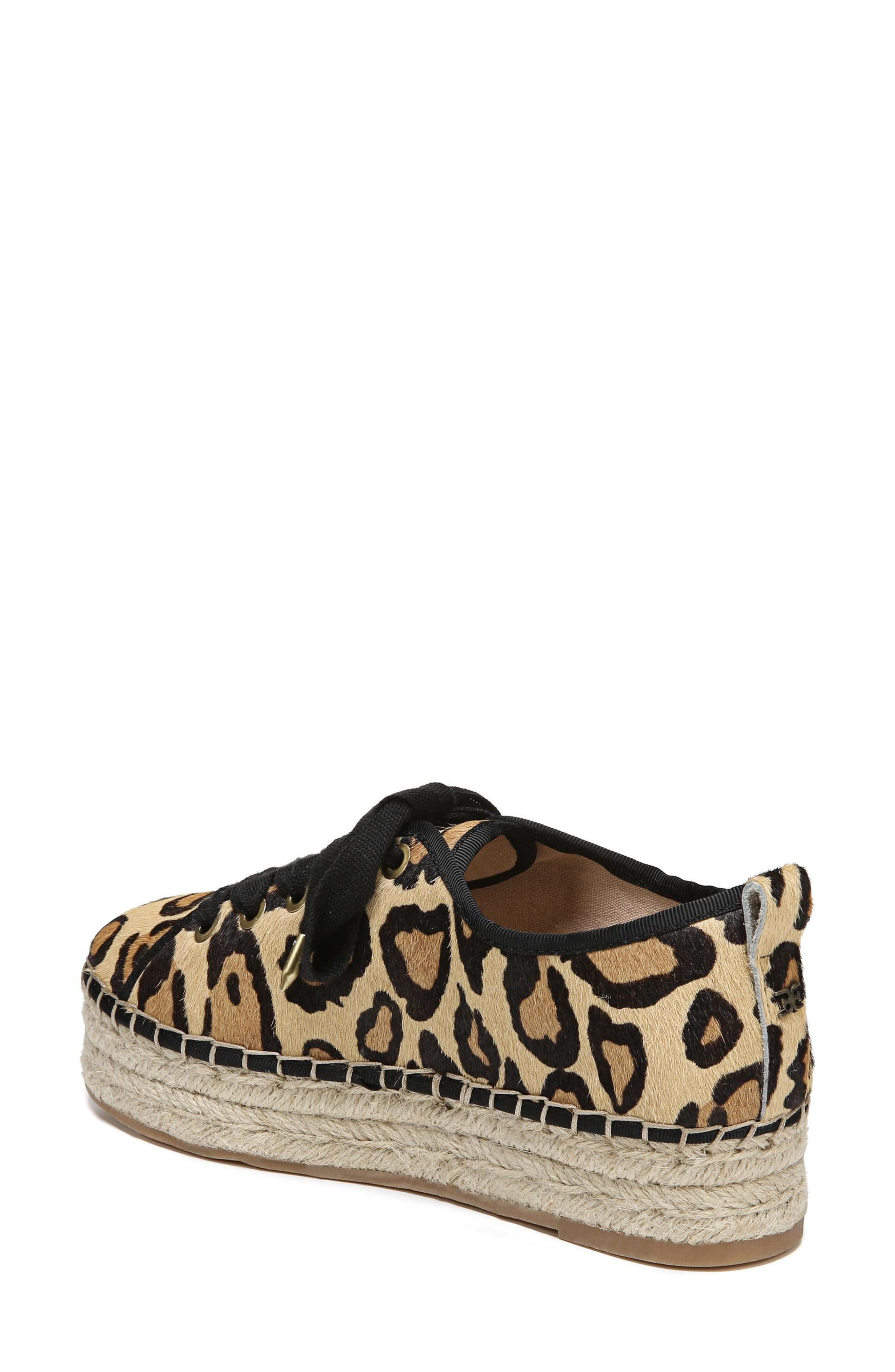 Celina Genuine Calf Hair Espadrille Flat,                             Alternate thumbnail 2, color,                             200