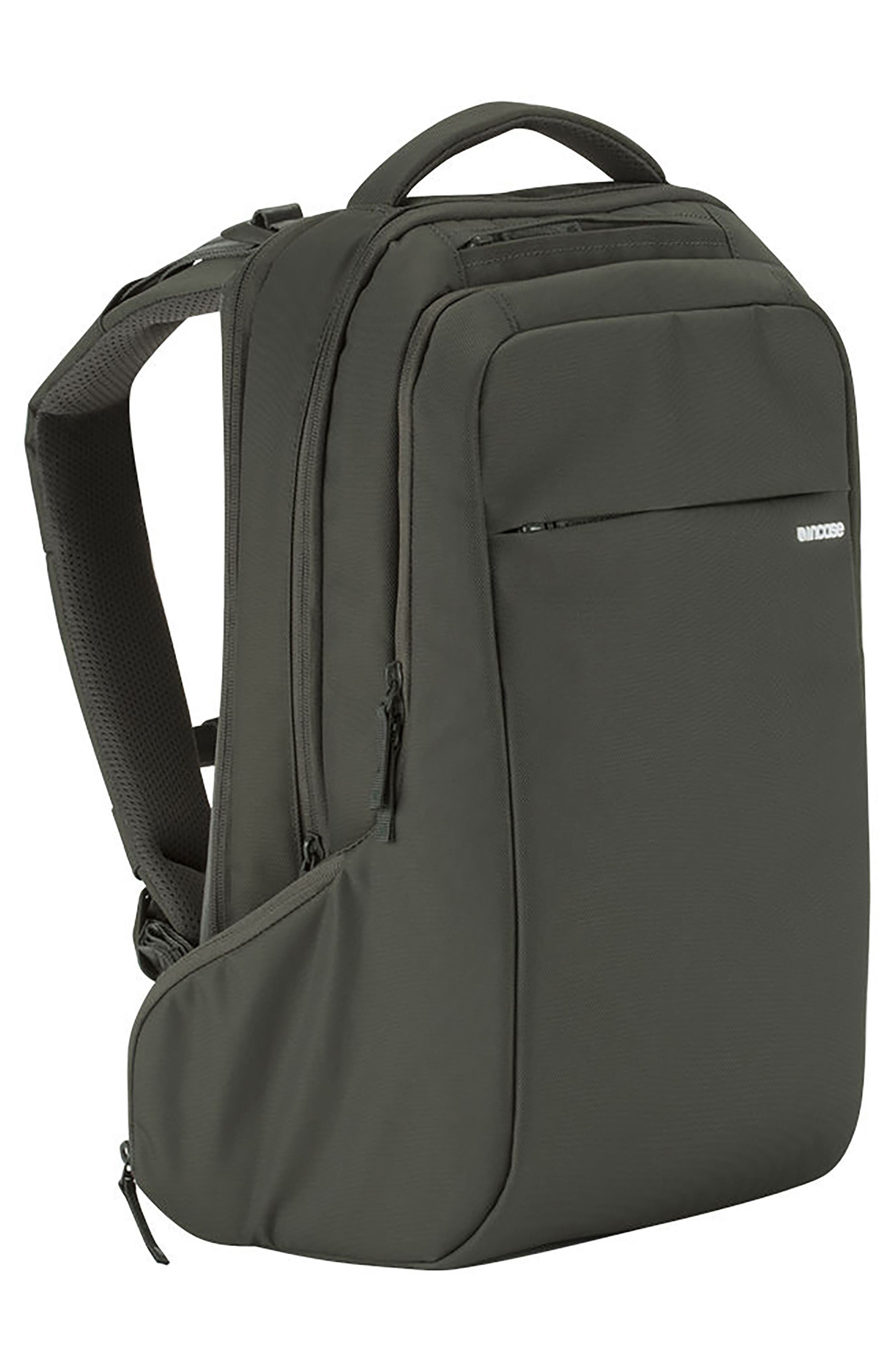 Icon Backpack,                             Alternate thumbnail 4, color,                             ANTHRACITE