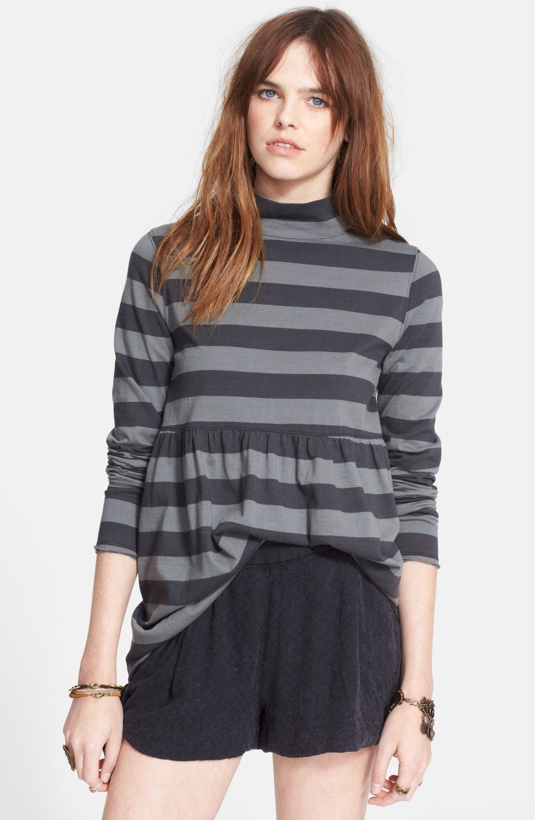 FREE PEOPLE 'Mod About It' Tunic, Main, color, 020