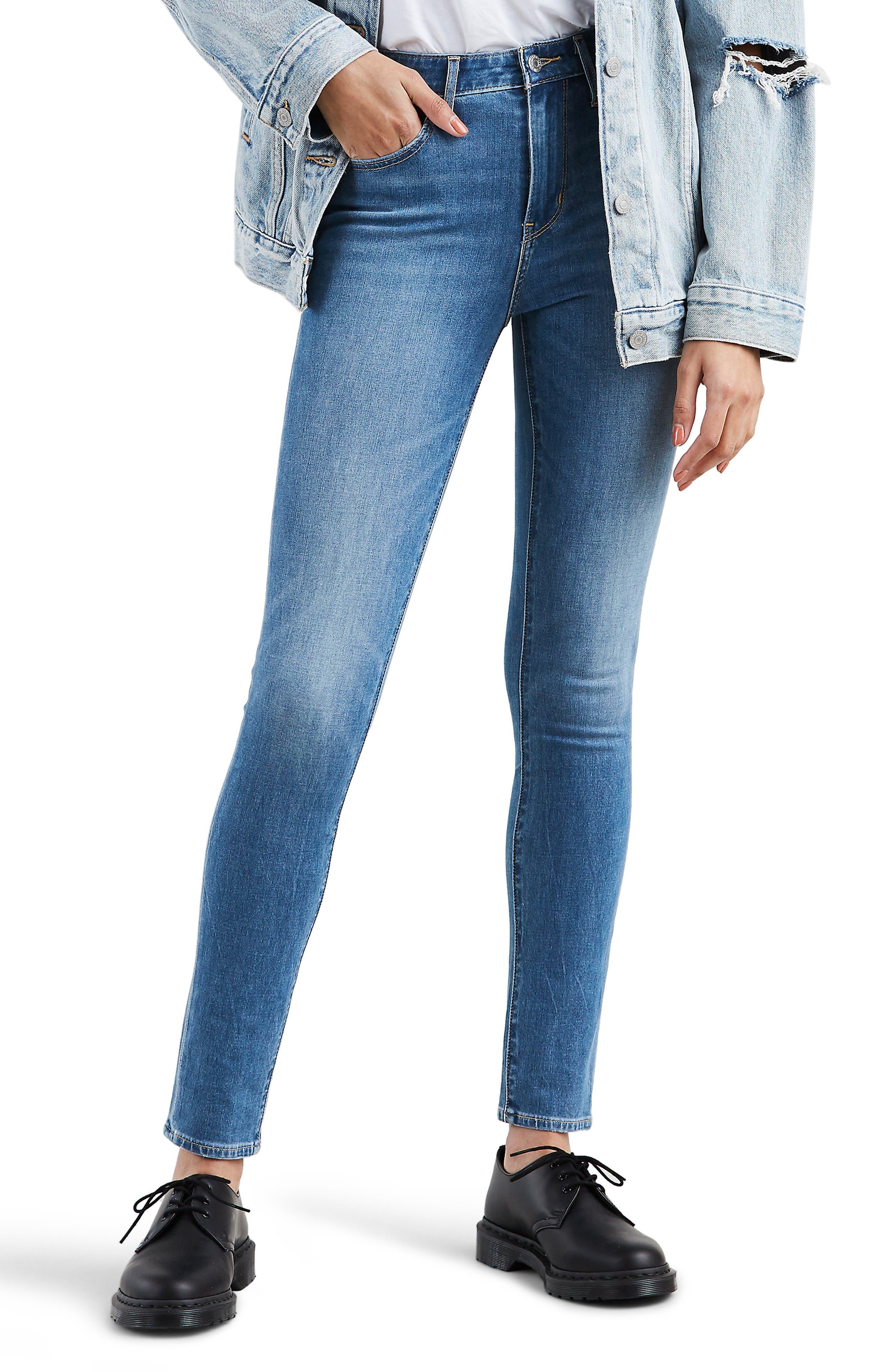 LEVI'S<SUP>®</SUP> 721<sup>™</sup> High Waist Skinny Jeans, Main, color, L.O.L.