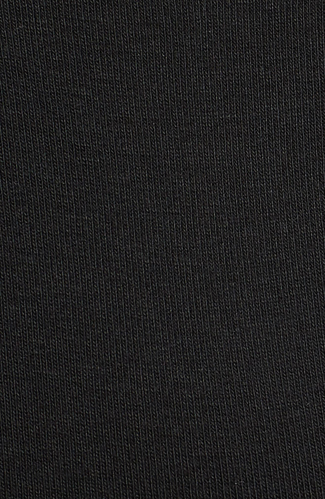 Collection Cotton Trunks,                             Alternate thumbnail 5, color,                             BLACK