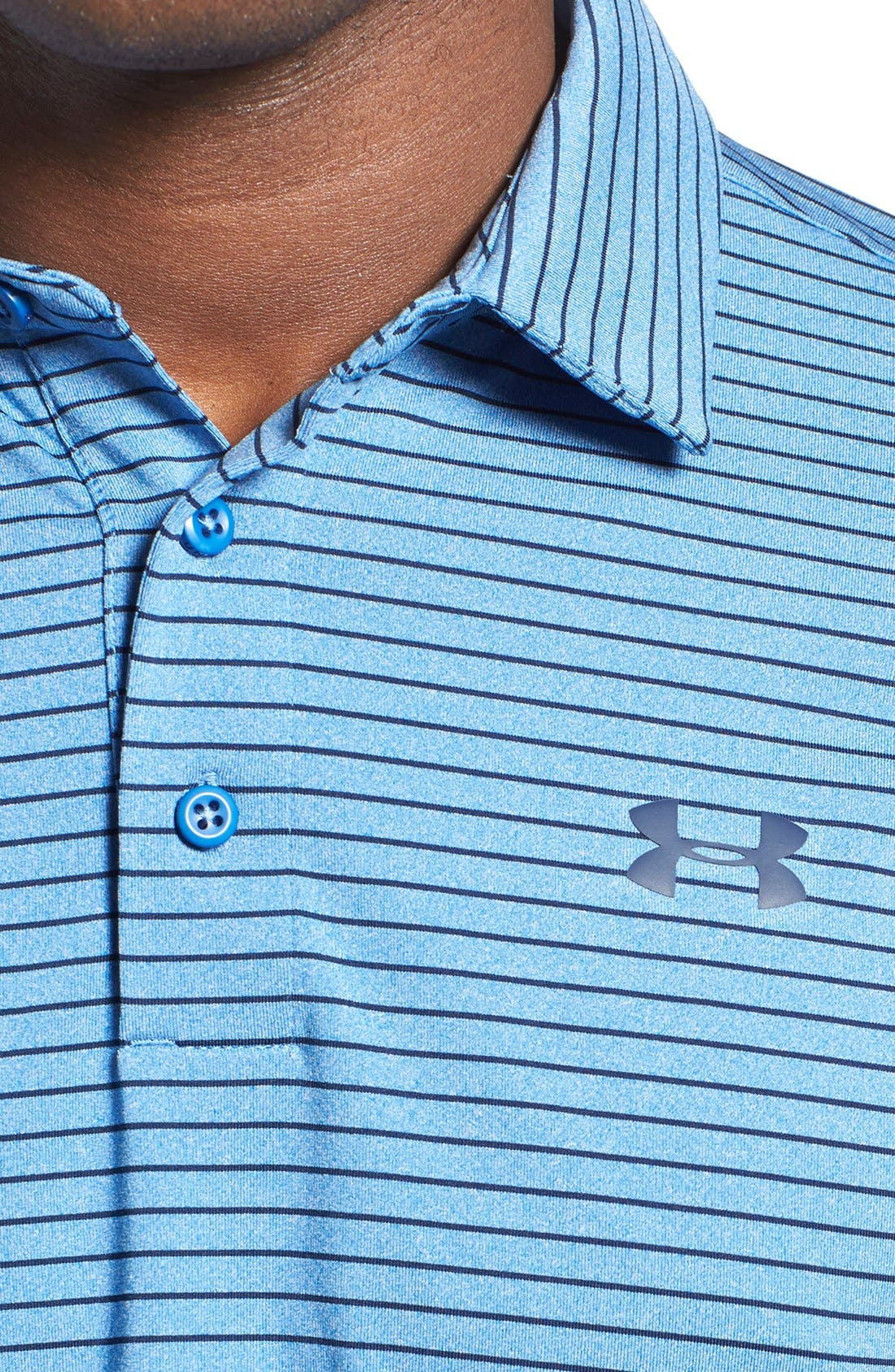 'Playoff' Loose Fit Short Sleeve Polo,                             Alternate thumbnail 267, color,