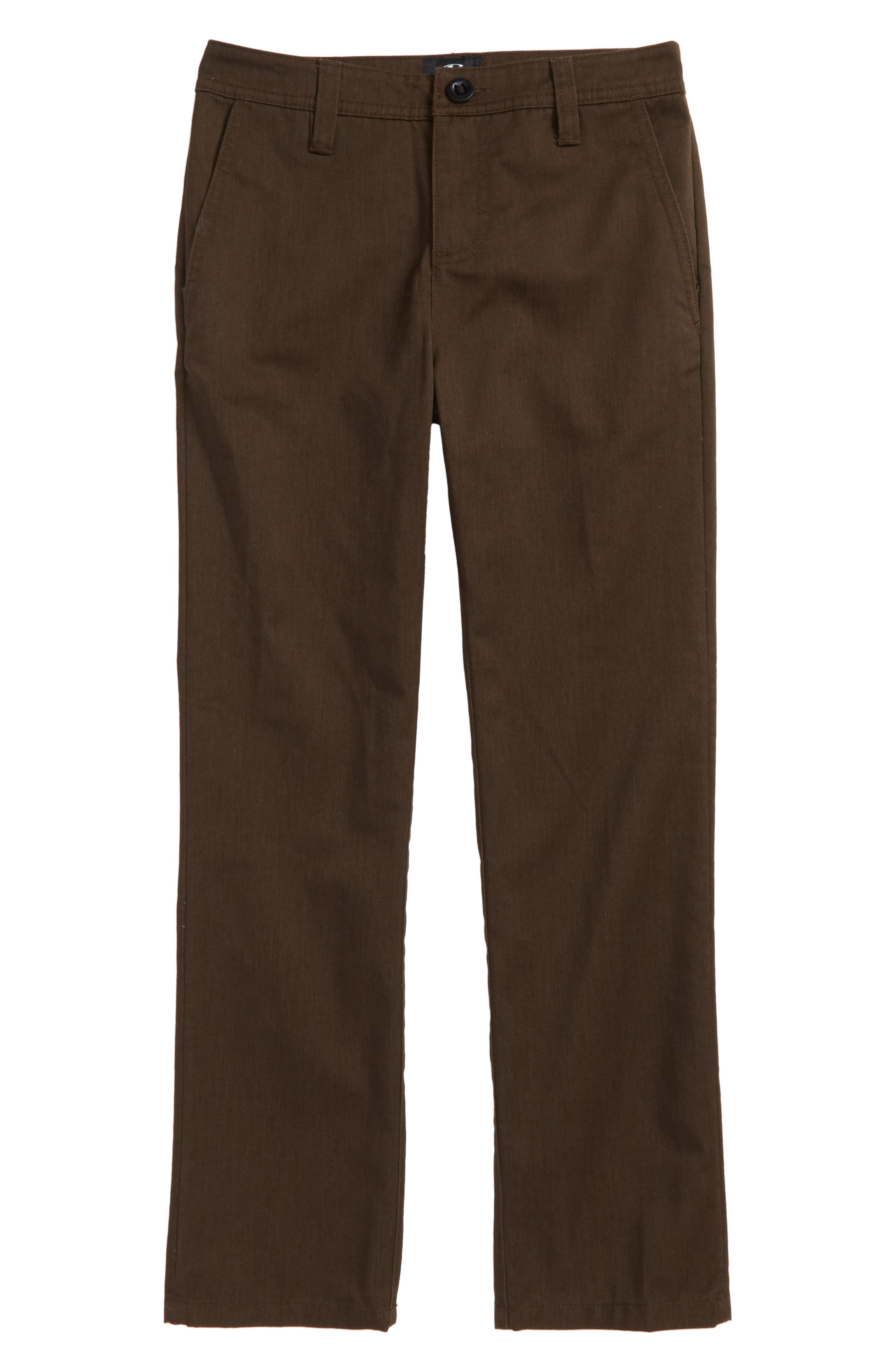 The Standard Chinos,                             Main thumbnail 1, color,                             COFFEE