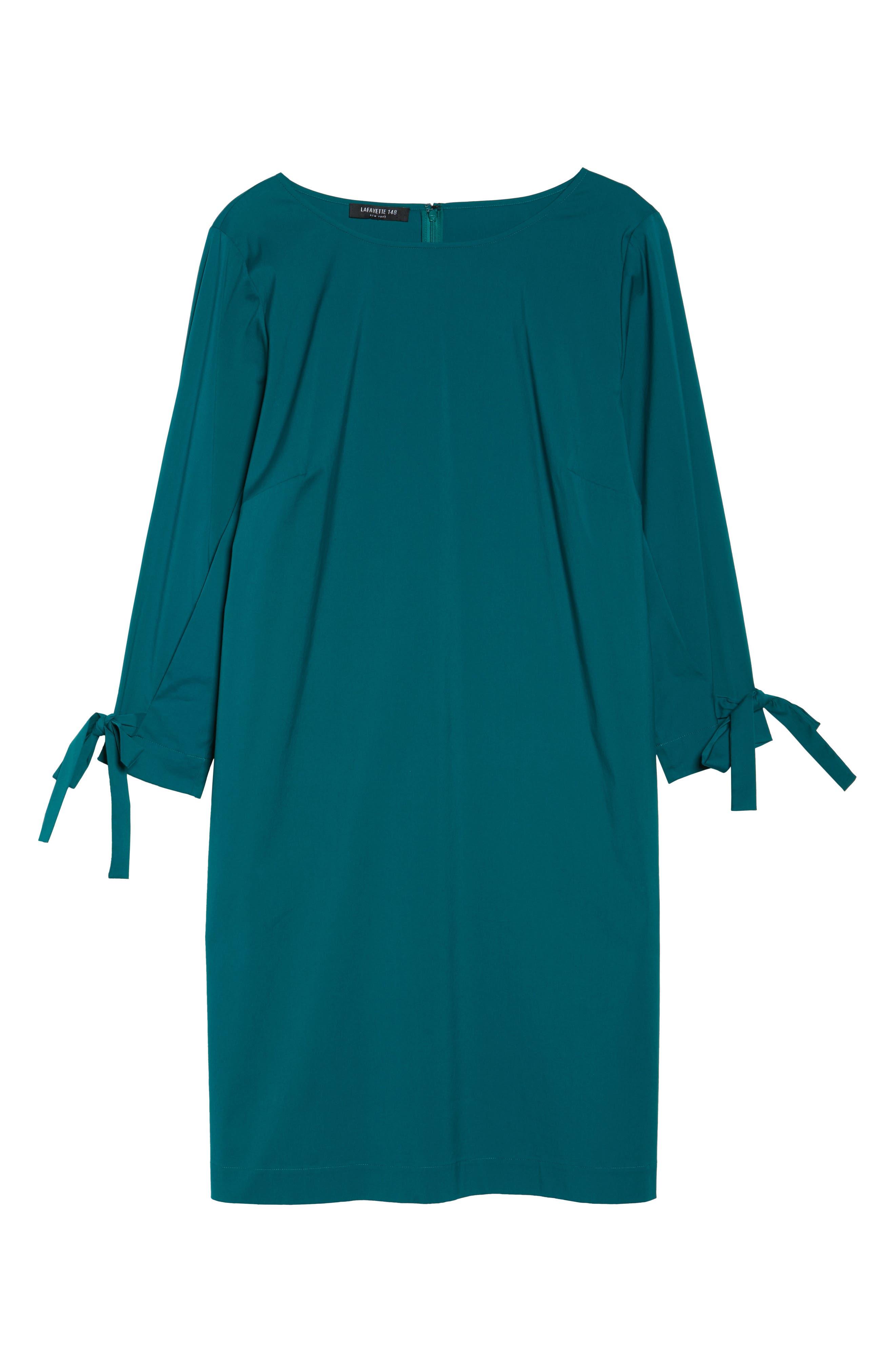 Paige Shift Dress,                             Alternate thumbnail 6, color,                             432