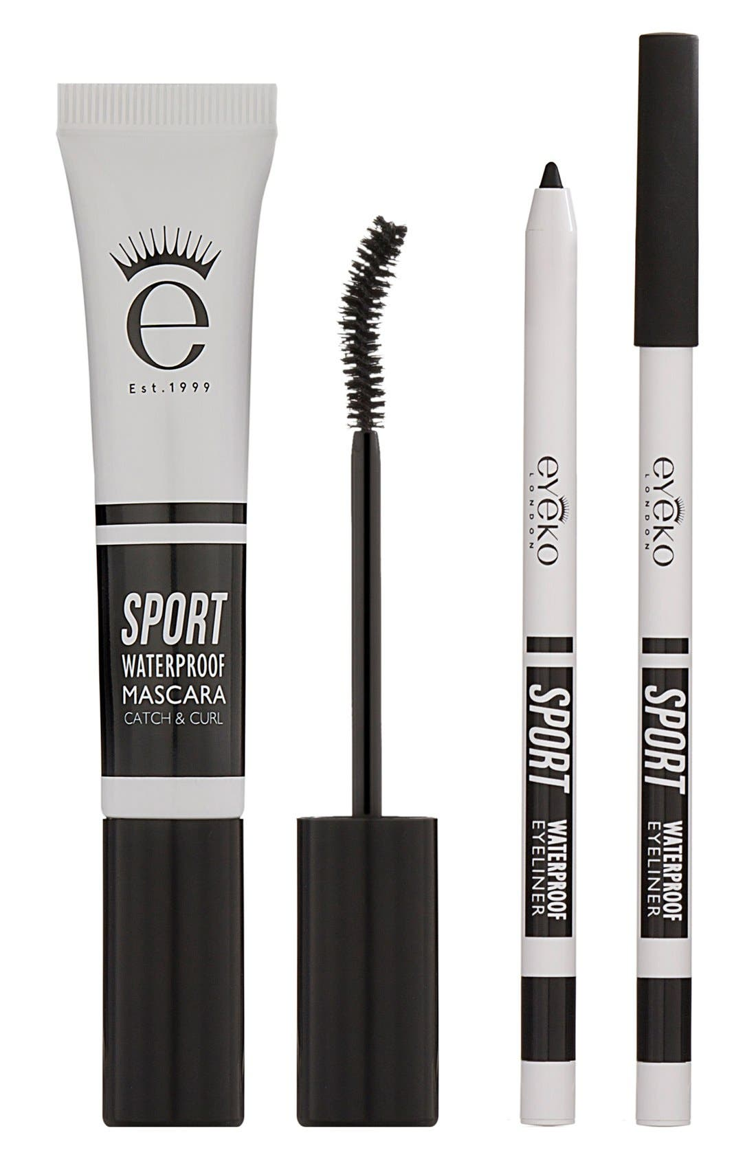 Sport Waterproof Mascara & Eyeliner Duo,                             Main thumbnail 1, color,