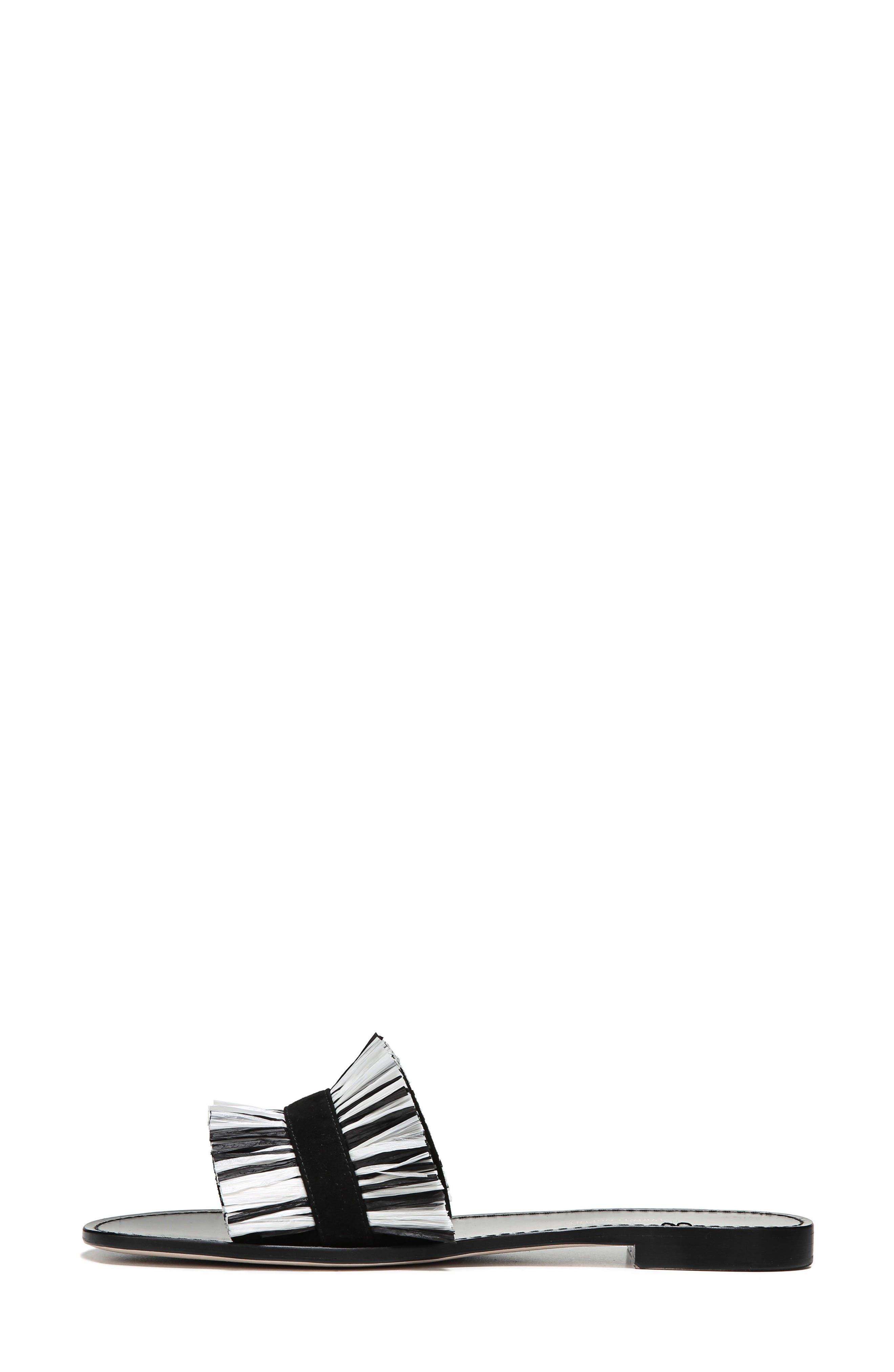 Eilat Slide Sandal,                             Alternate thumbnail 3, color,                             001