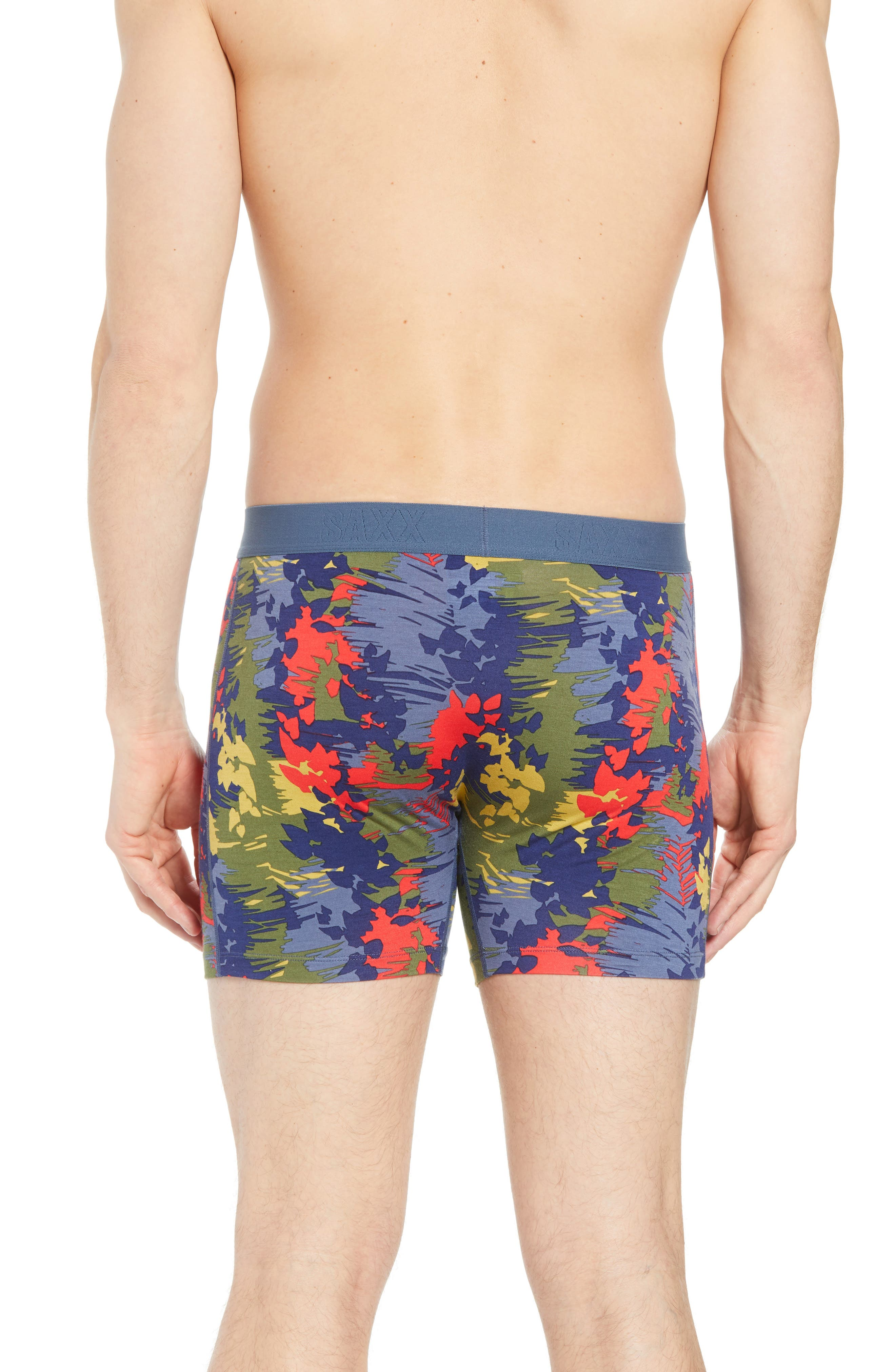 Vibe Modern Fit Boxer Brief,                             Alternate thumbnail 2, color,                             CANOPY CAMO