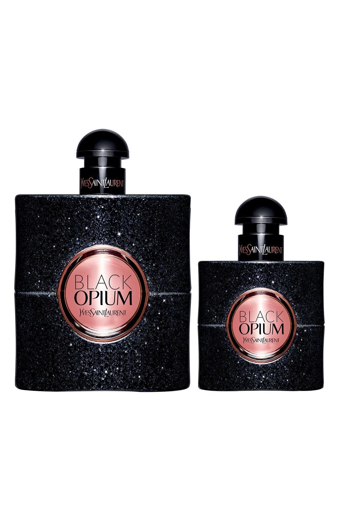 'Black Opium' Eau de Parfum Set,                             Alternate thumbnail 2, color,                             000