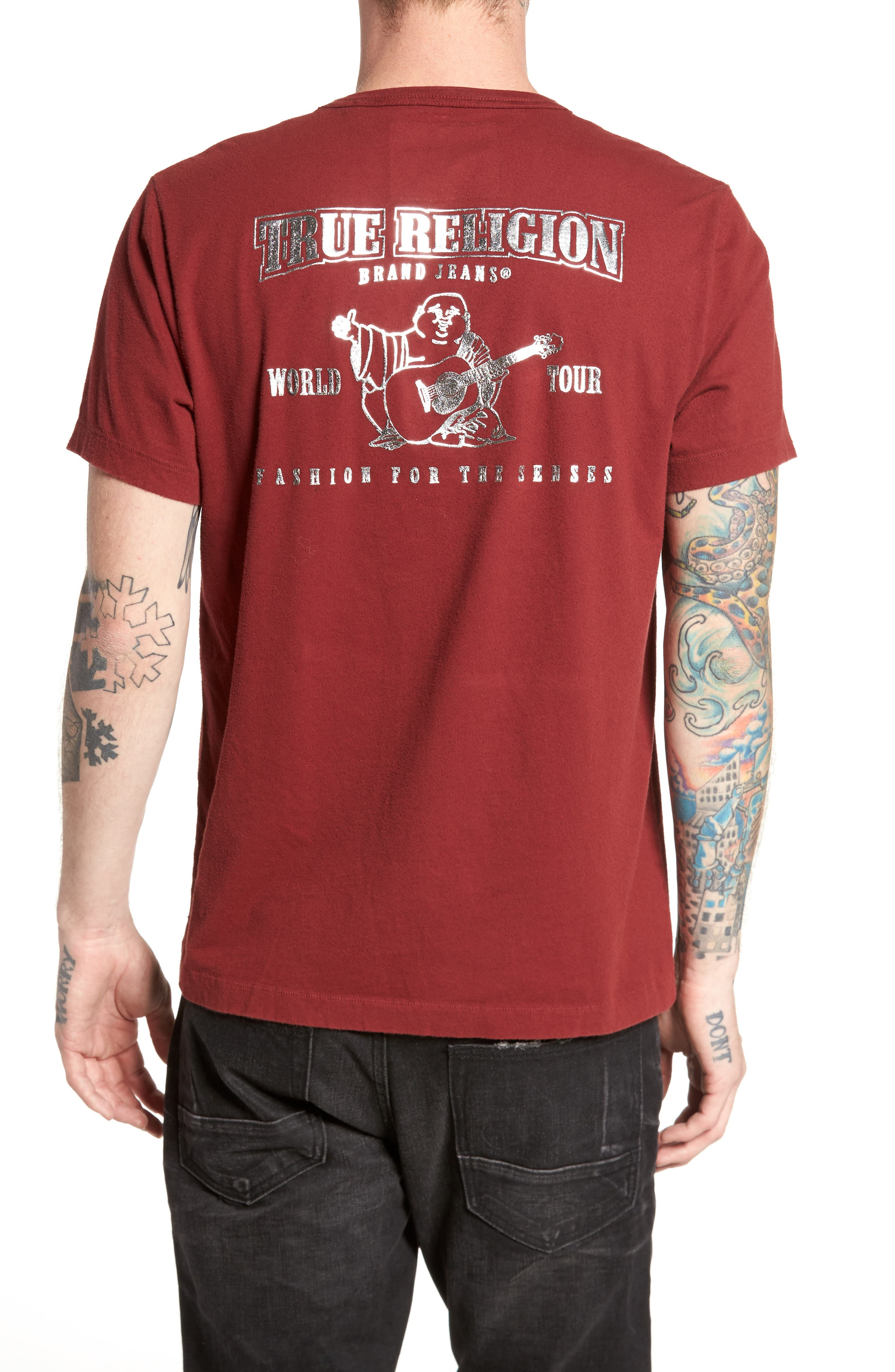 Core T-Shirt,                             Alternate thumbnail 6, color,