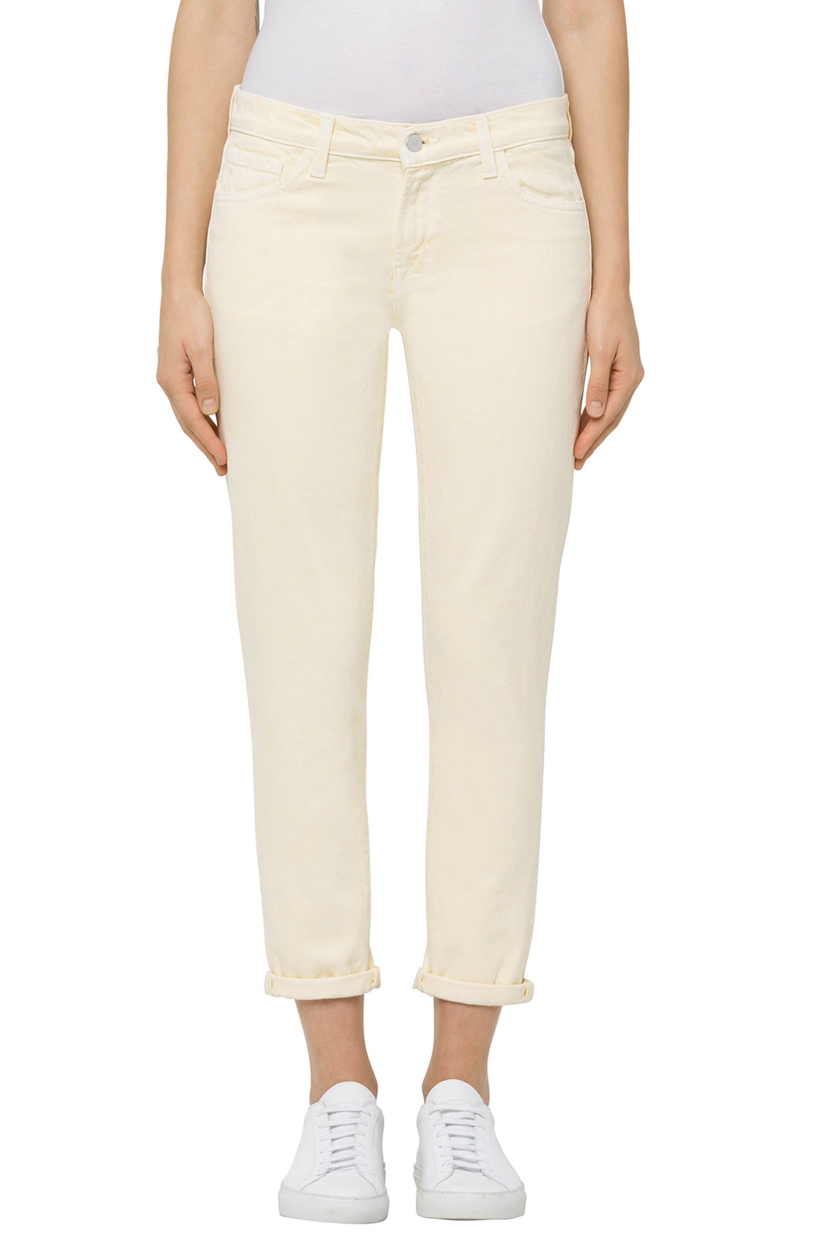 Sadey Ankle Slim Straight Leg Jeans,                         Main,                         color, 724